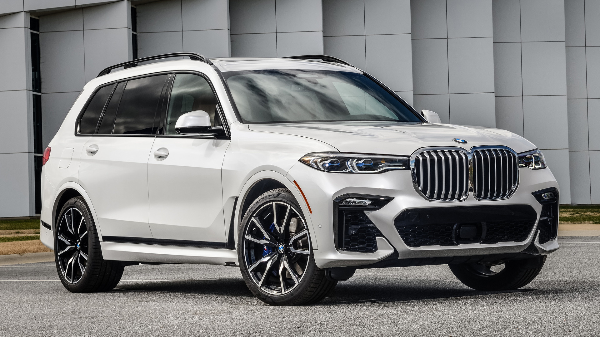 2020 BMW X7 M Sport (US) - Wallpapers and HD Images | Car Pixel