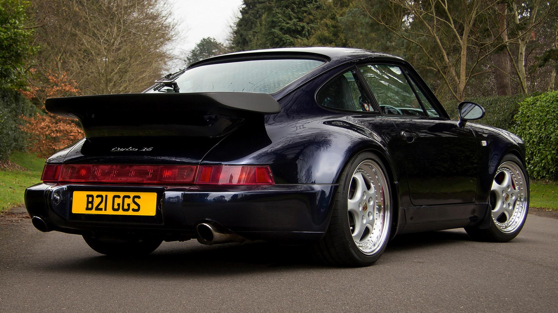 1992 Porsche 911 Turbo  Uk