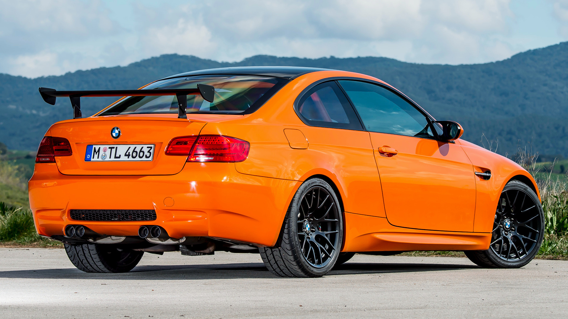 2010 BMW M3 GTS Coupe - Wallpapers and HD Images | Car Pixel