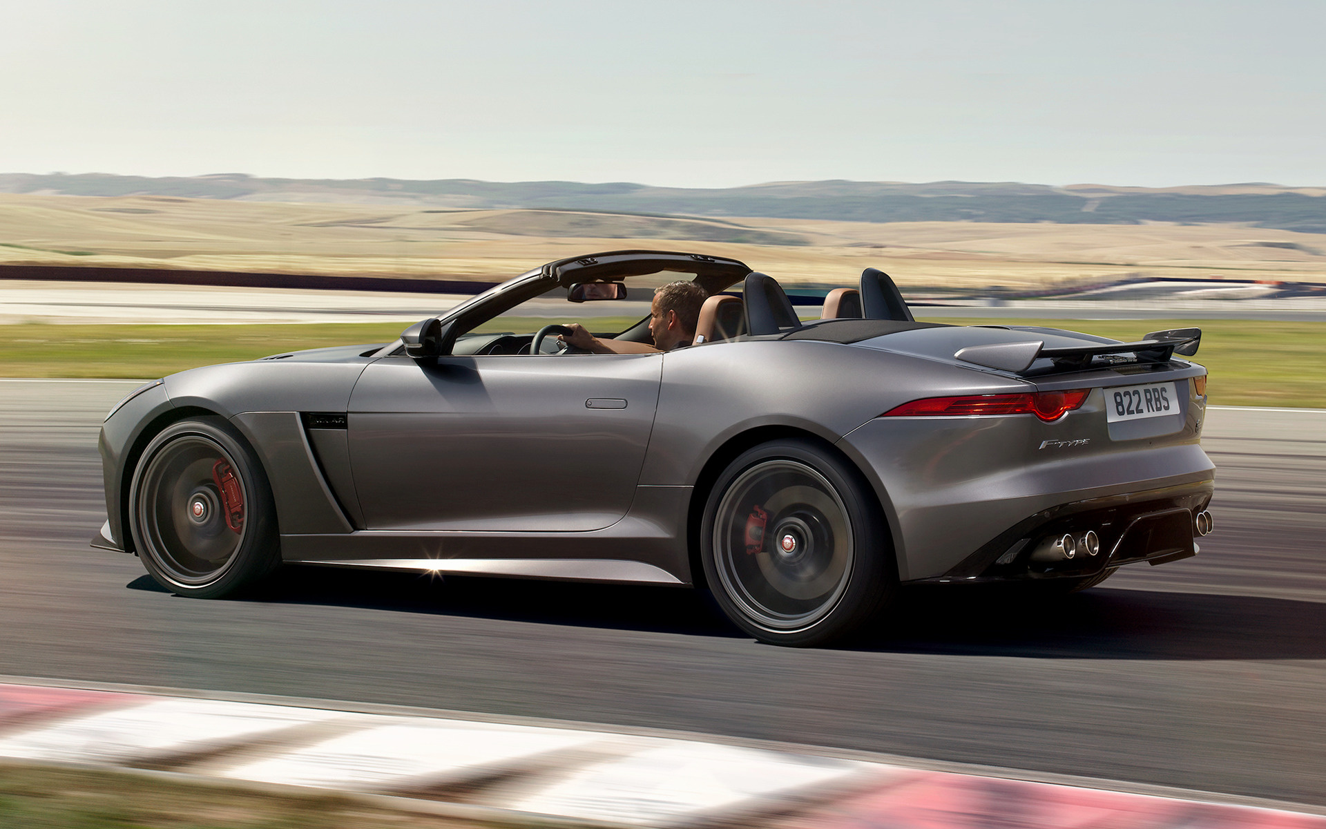 jaguar f type svr 2016 us wallpapers and hd images car. Black Bedroom Furniture Sets. Home Design Ideas
