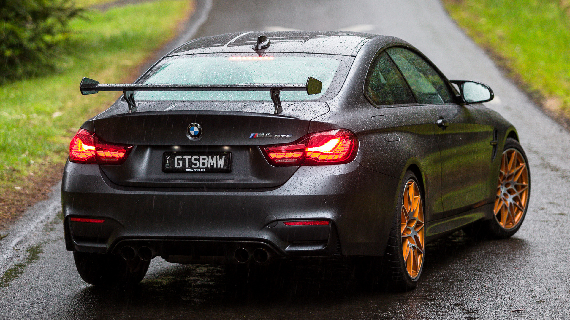 Bmw M4 Gts Coupe 2016 Au Wallpapers And Hd Images Car Pixel