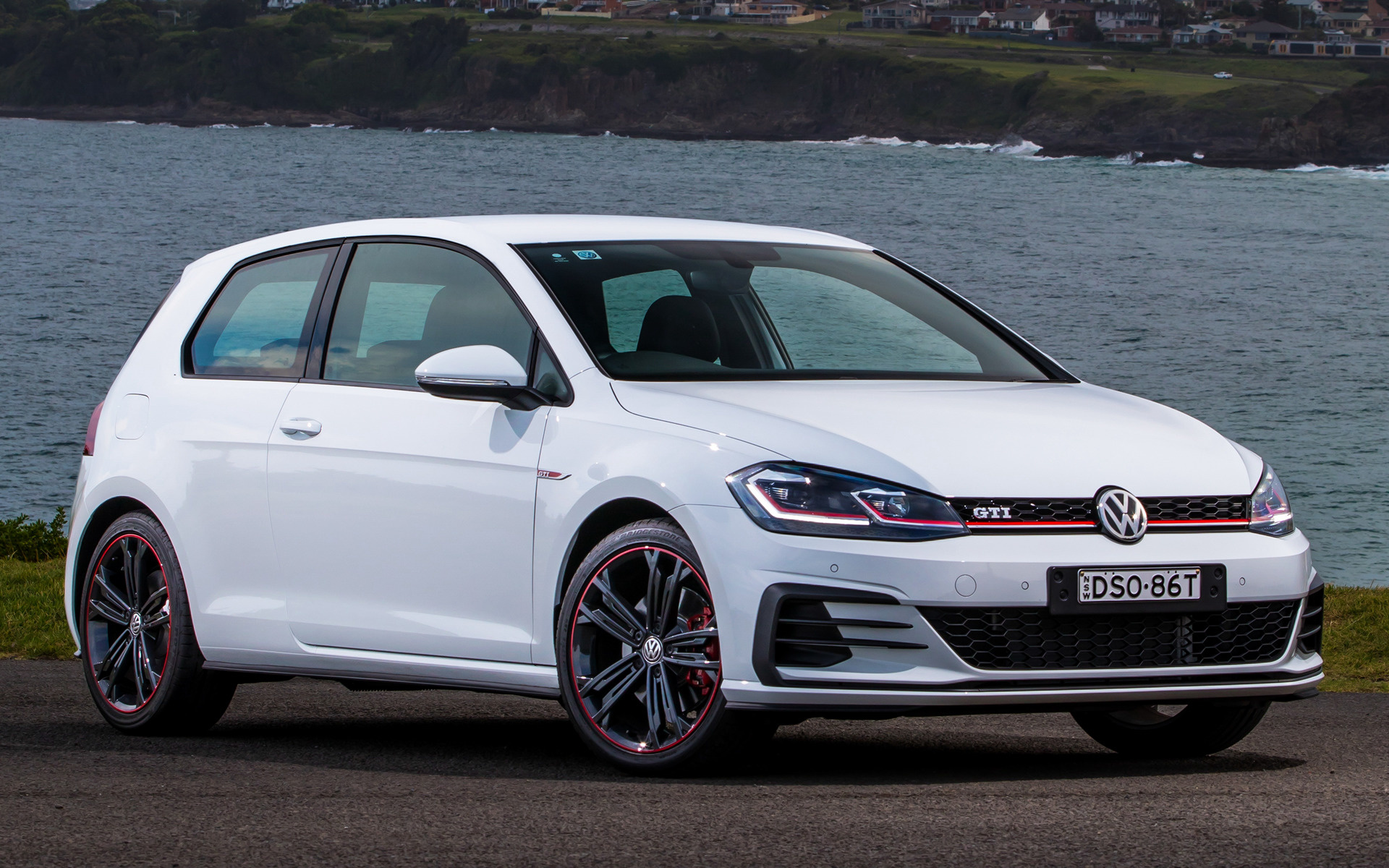 volkswagen golf gti original  door au wallpapers  hd images car pixel