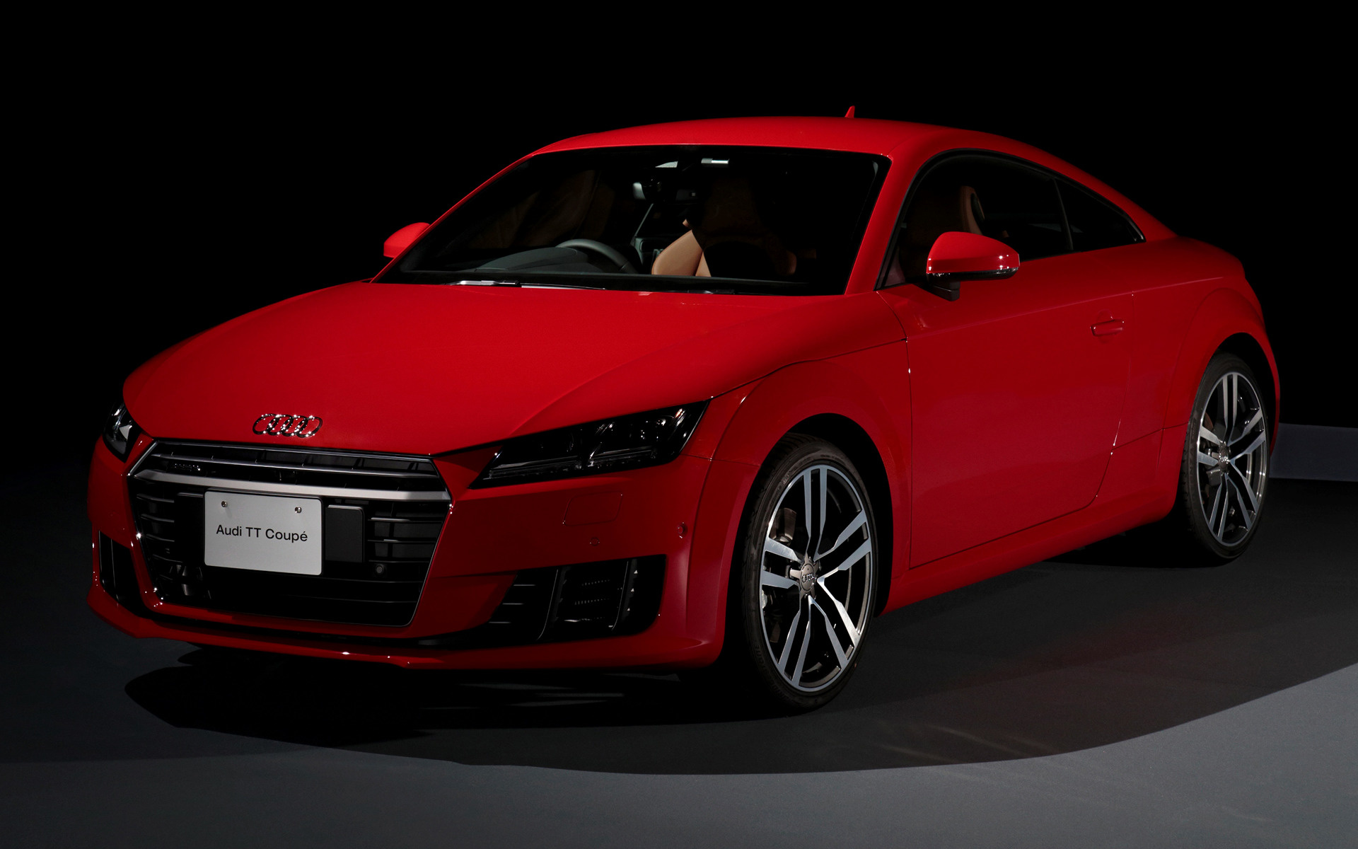 Audi TT Coupe 2015 JP Wallpapers and HD Images  Car Pixel