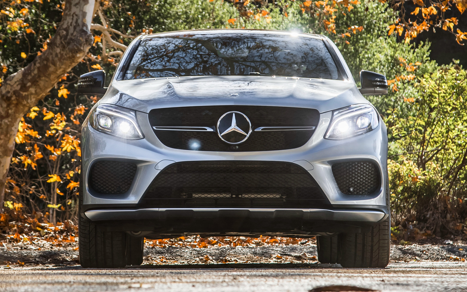 Mercedes-AMG GLE 43 Coupe (2017) US Wallpapers and HD Images - Car Pixel