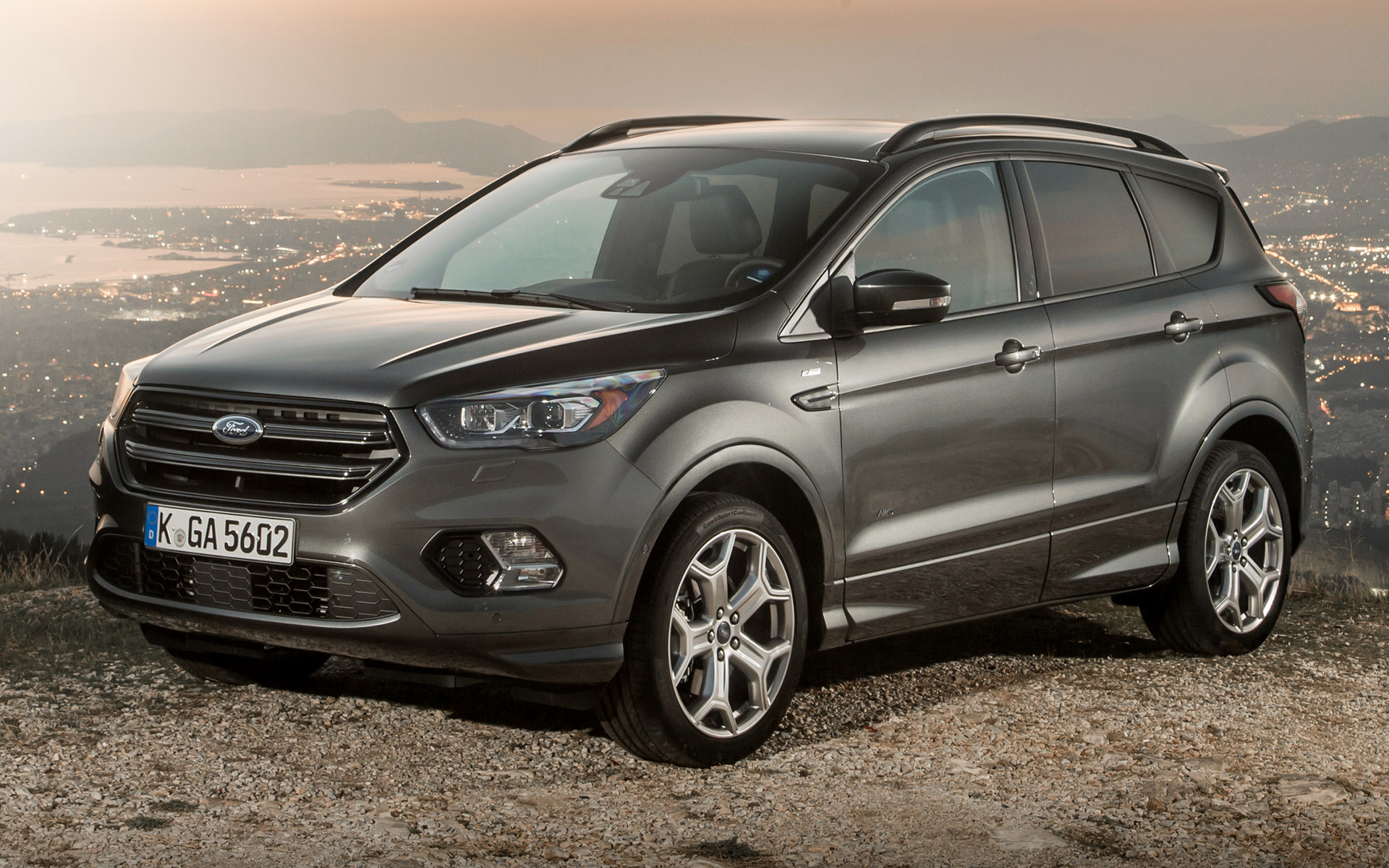 2016 Ford Kuga St Line Wallpapers And Hd Images Car Pixel