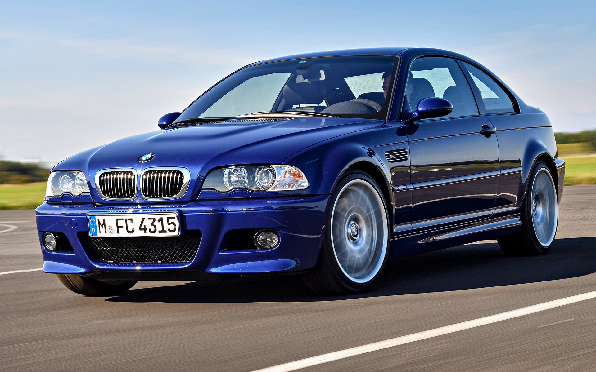 BMW M3 Coupe Competition Package 2005 Wallpapers and HD Images