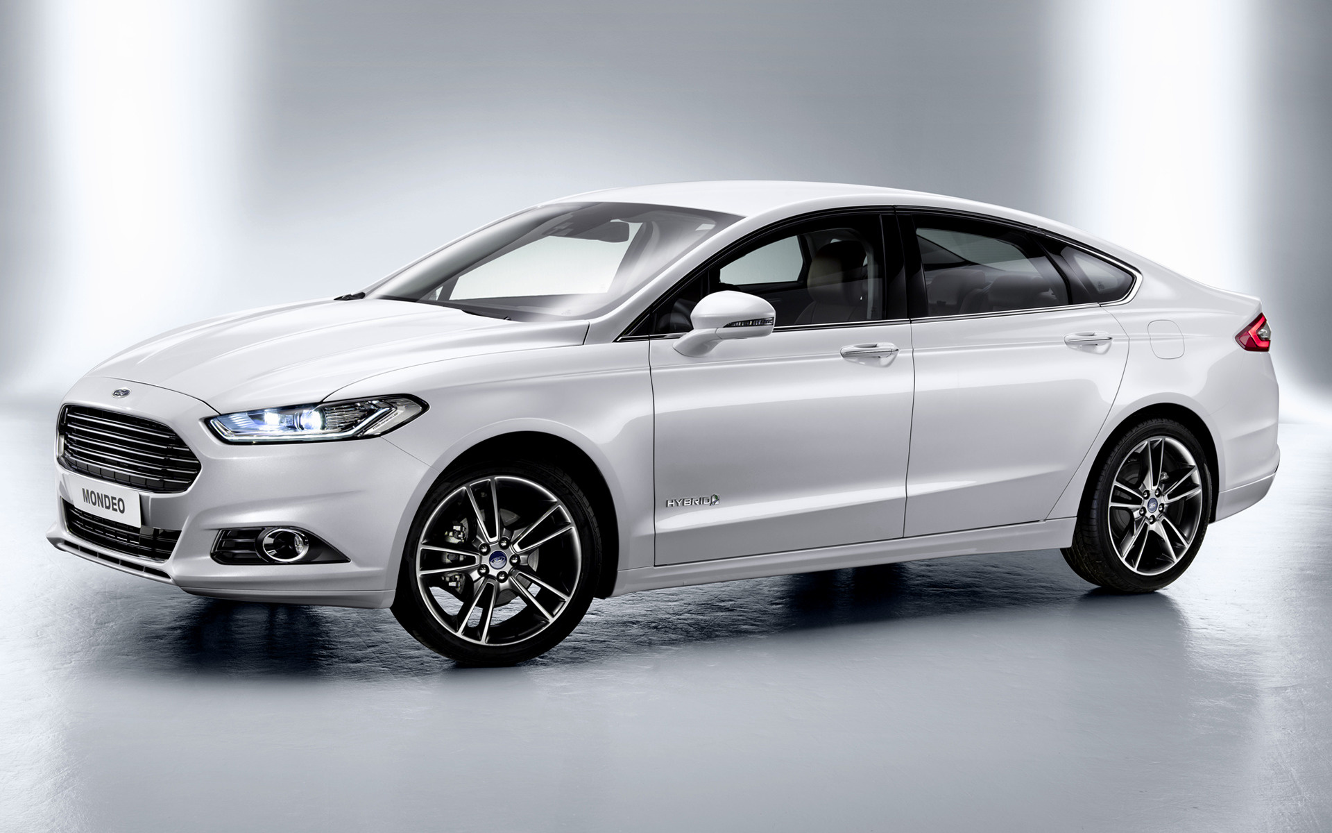 2014 ford mondeo hybrid sedan wallpapers and hd images. Black Bedroom Furniture Sets. Home Design Ideas