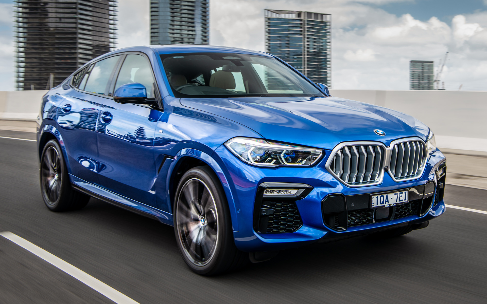 2020 Bmw X6 M Sport Au Wallpapers And Hd Images Car Pixel