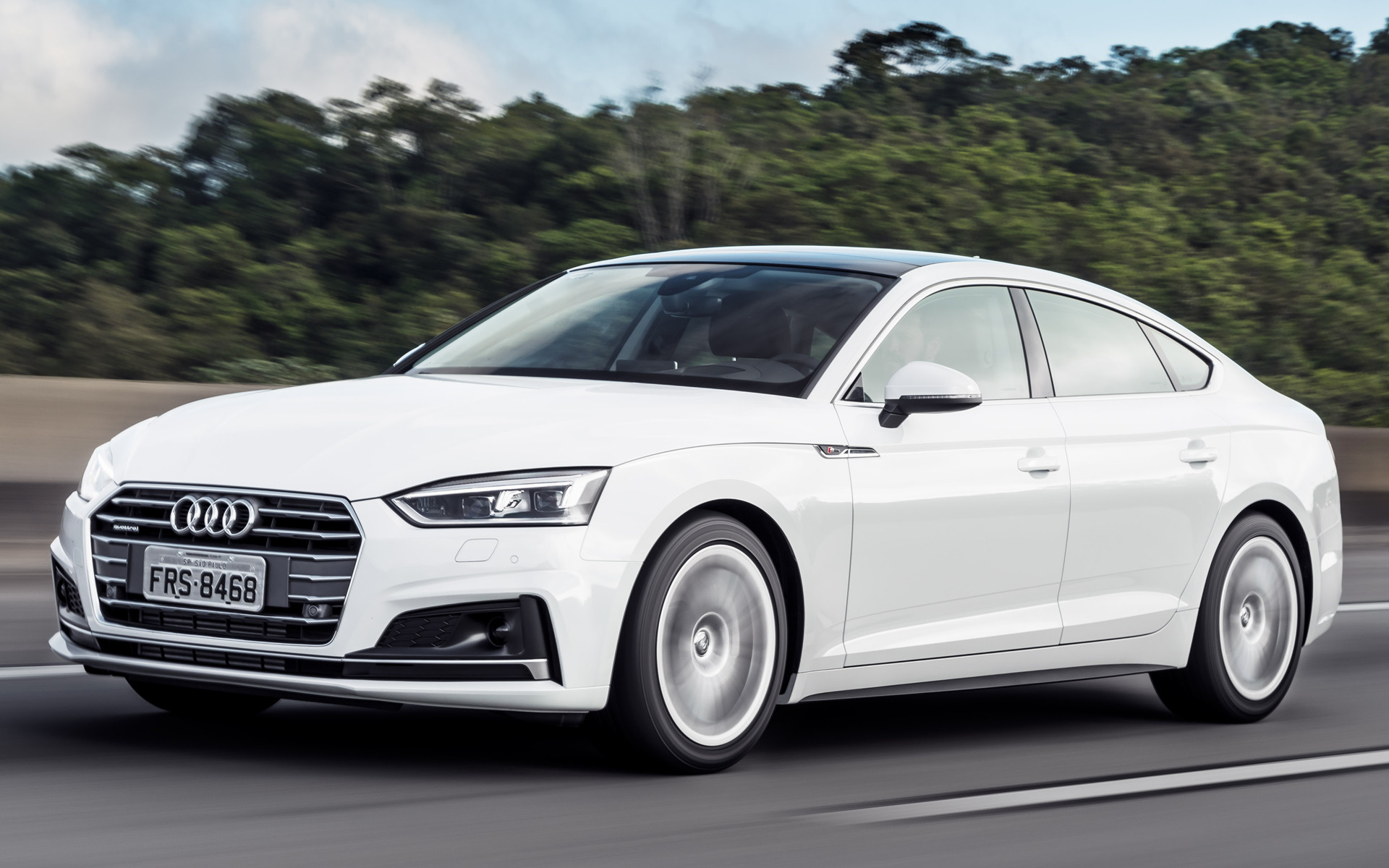 Audi A5 Sportback S Line 2017 Br Wallpapers And Hd Images Car Pixel