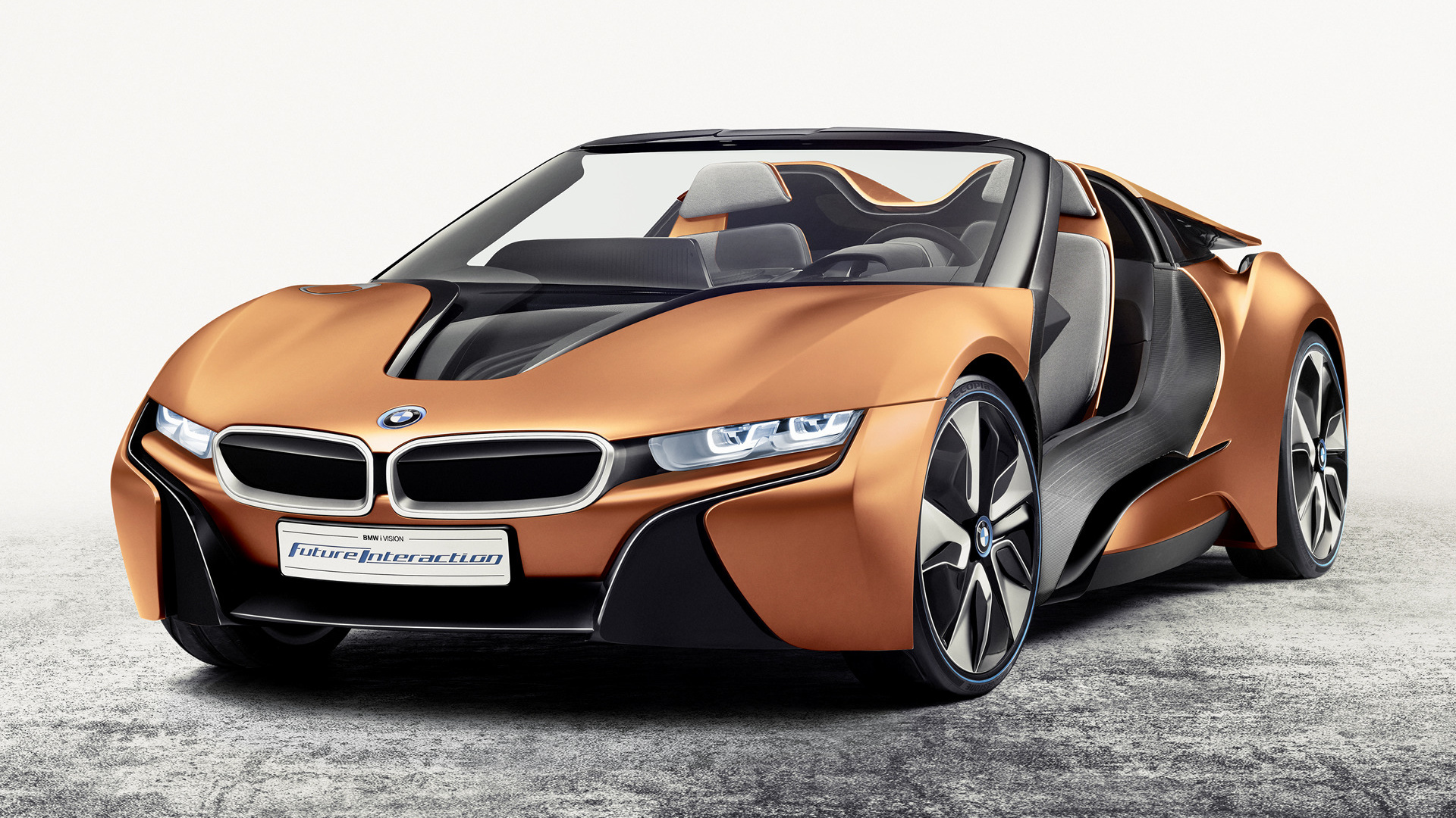 BMW I Vision Future Interaction (2016) Wallpapers And HD