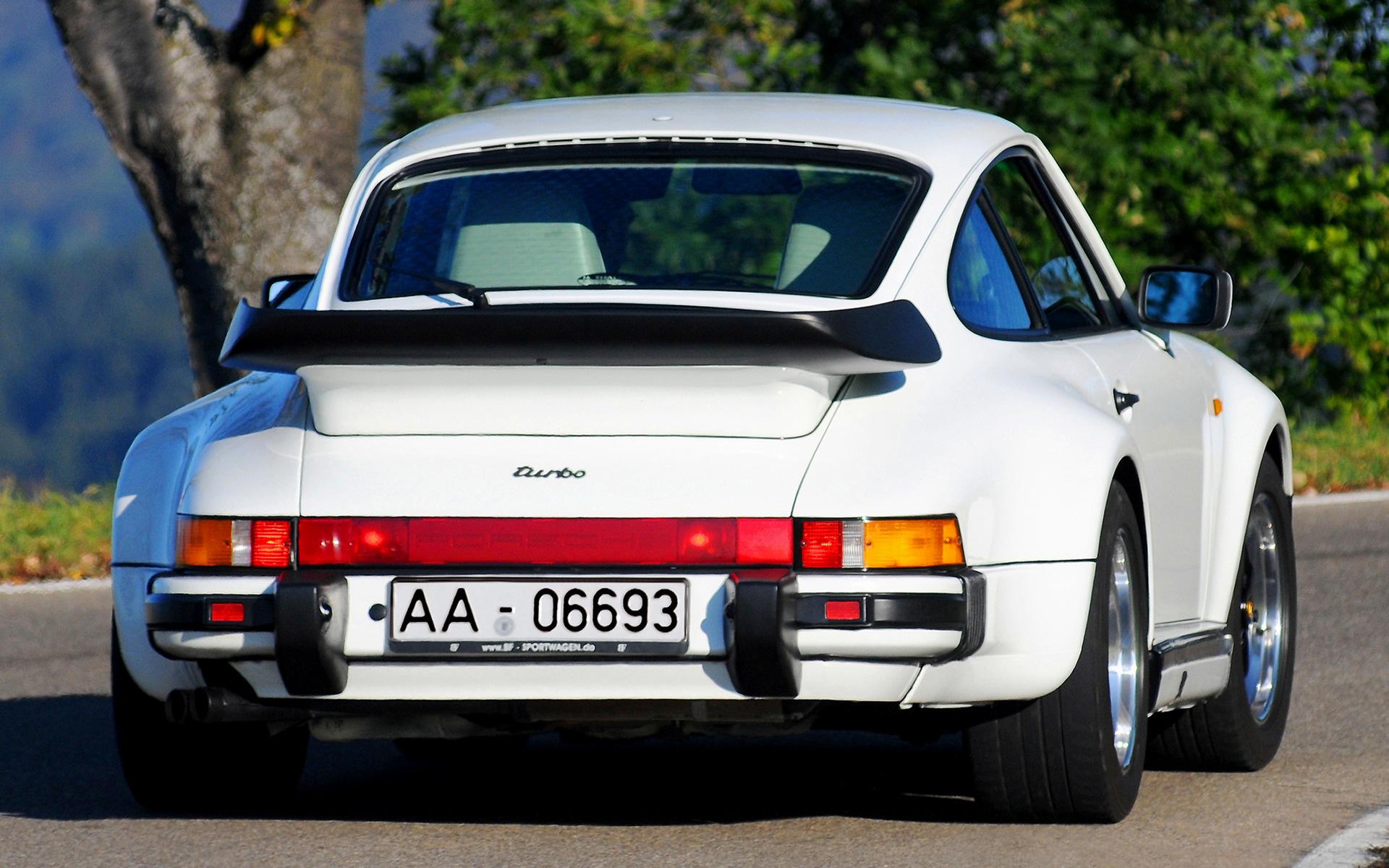 Porsche 911 turbo by porsche exclusive 1981 wallpapers and hd wide 85 vanachro Gallery