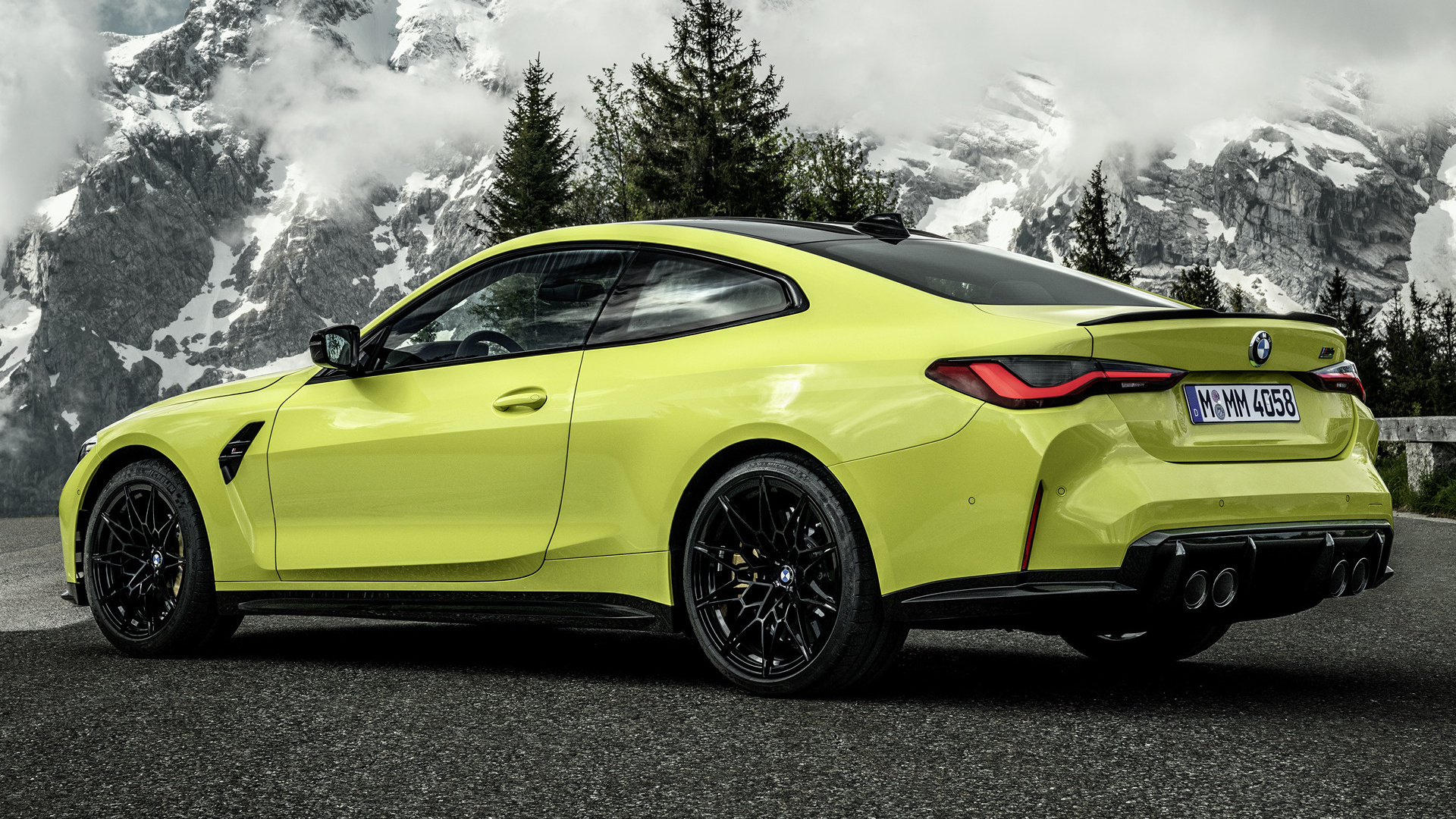 View Bmw M4 Competition Package Wallpaper  Images