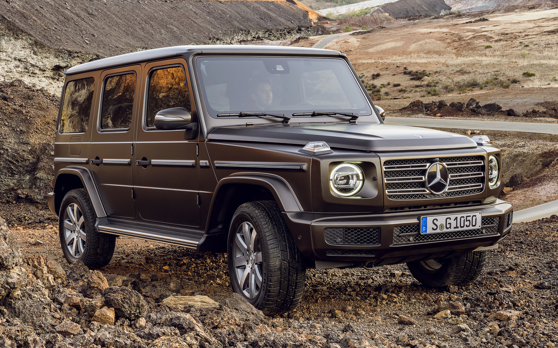 mercedes benz g class 2018 wallpapers and hd images car pixel. Black Bedroom Furniture Sets. Home Design Ideas