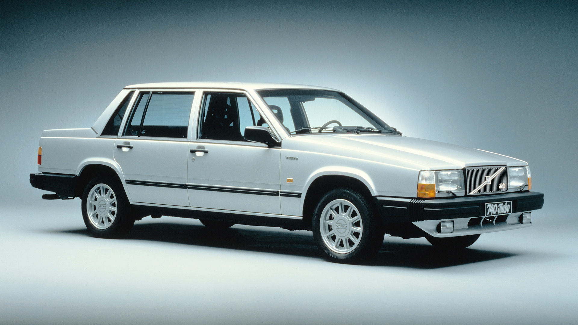 1985 Volvo 740 Turbo Wallpapers And Hd Images Car Pixel