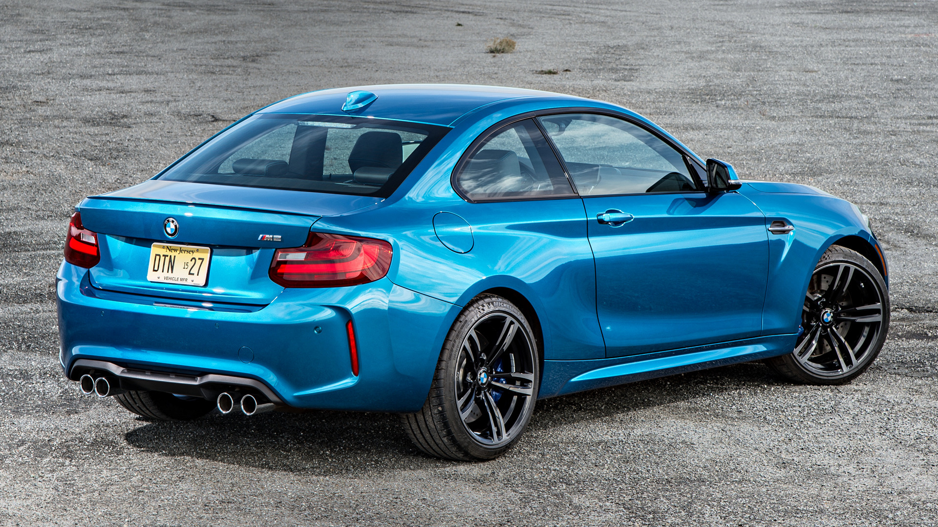 2016 BMW M2 Coupe (US) - Wallpapers and HD Images   Car Pixel