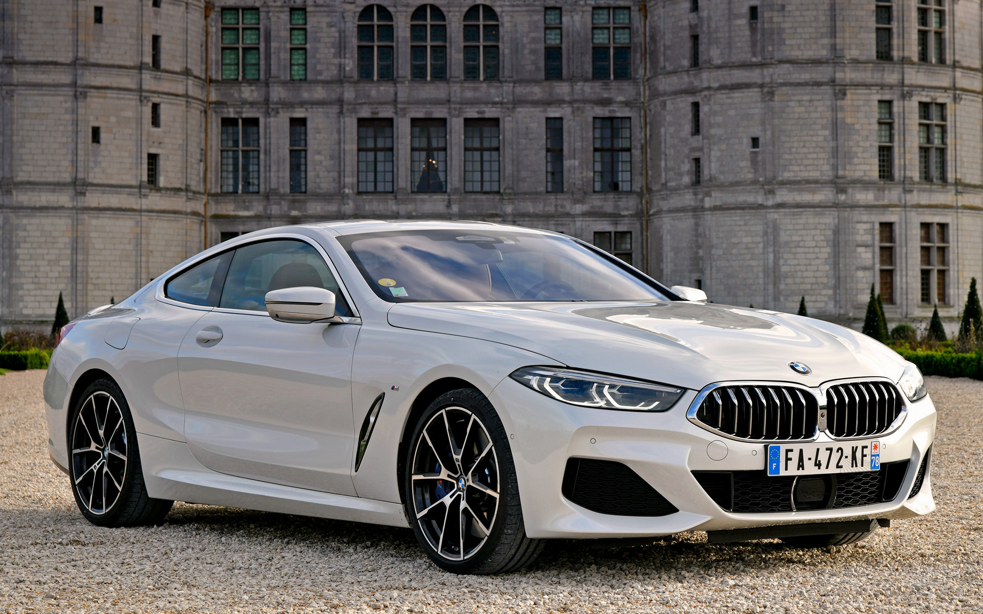 2018 BMW 8 Series Coupe M Sport
