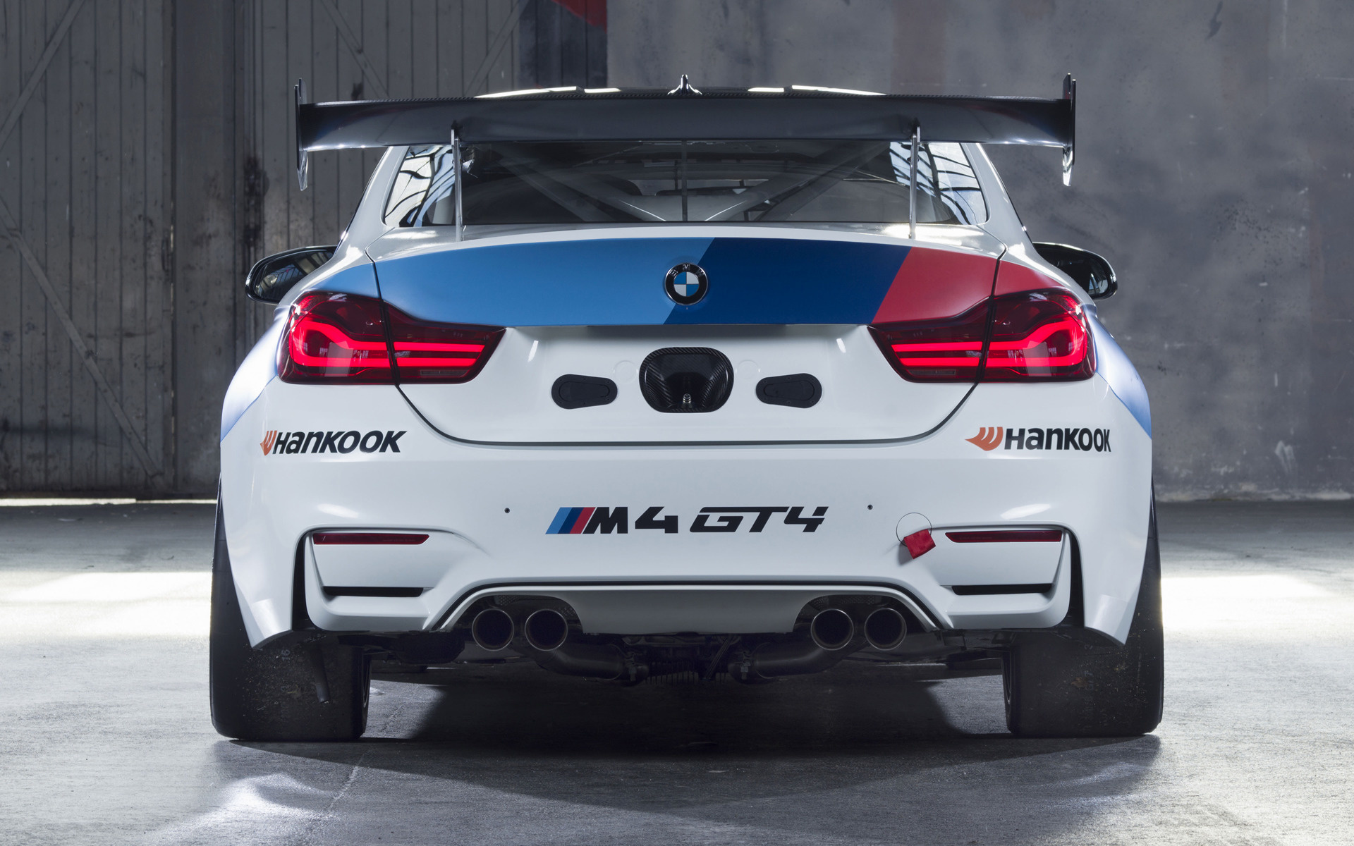 2017 Bmw M4 Gt4 Wallpapers And Hd Images Car Pixel