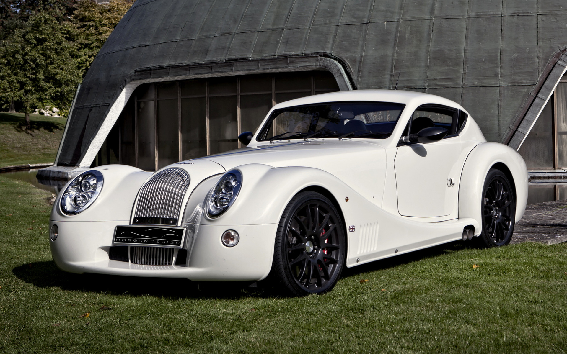 Lotus Sports Car >> 2012 Morgan Aero Coupe - Wallpapers and HD Images | Car Pixel