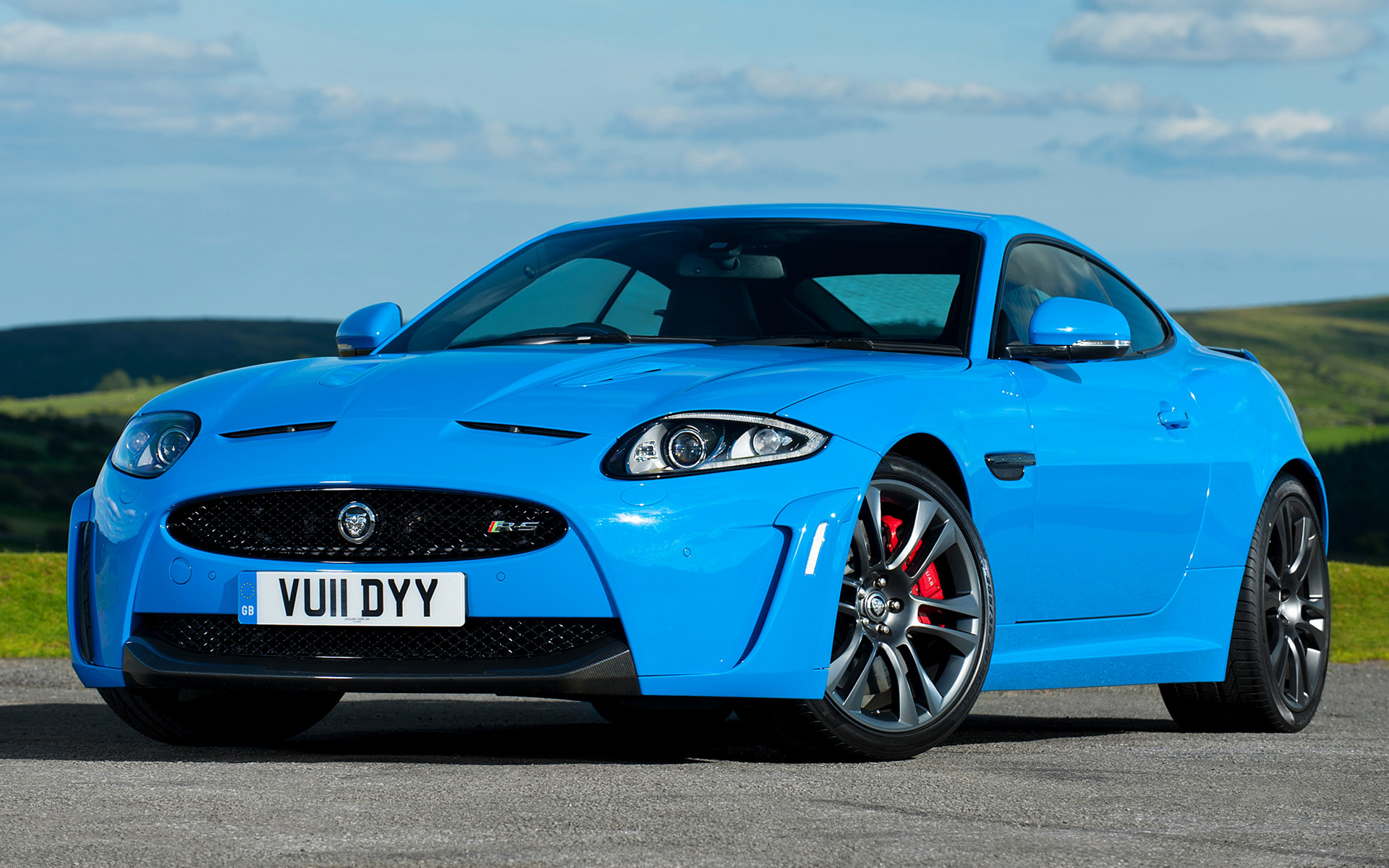 2011 Jaguar XKR-S Coupe (US) - Wallpapers and HD Images