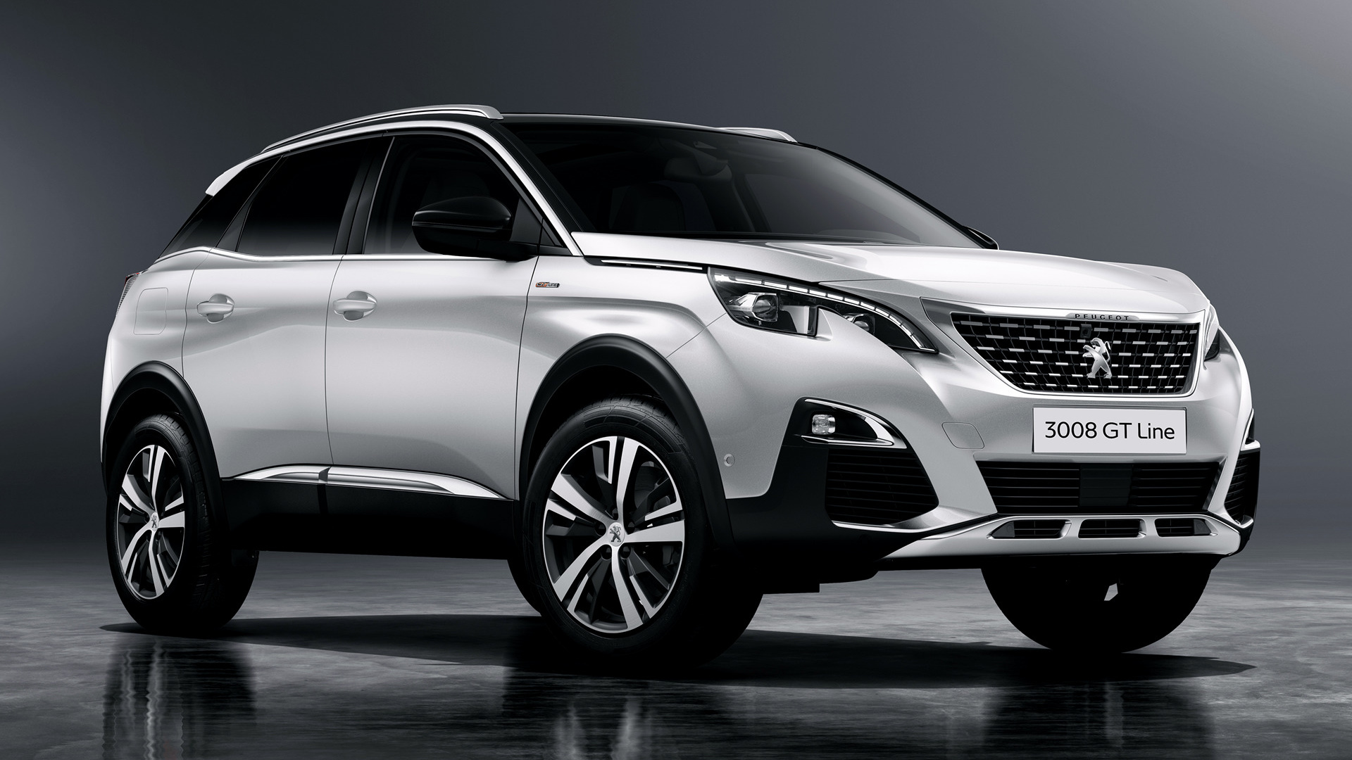 2016 Peugeot 3008 Gt Line Wallpapers And Hd Images Car