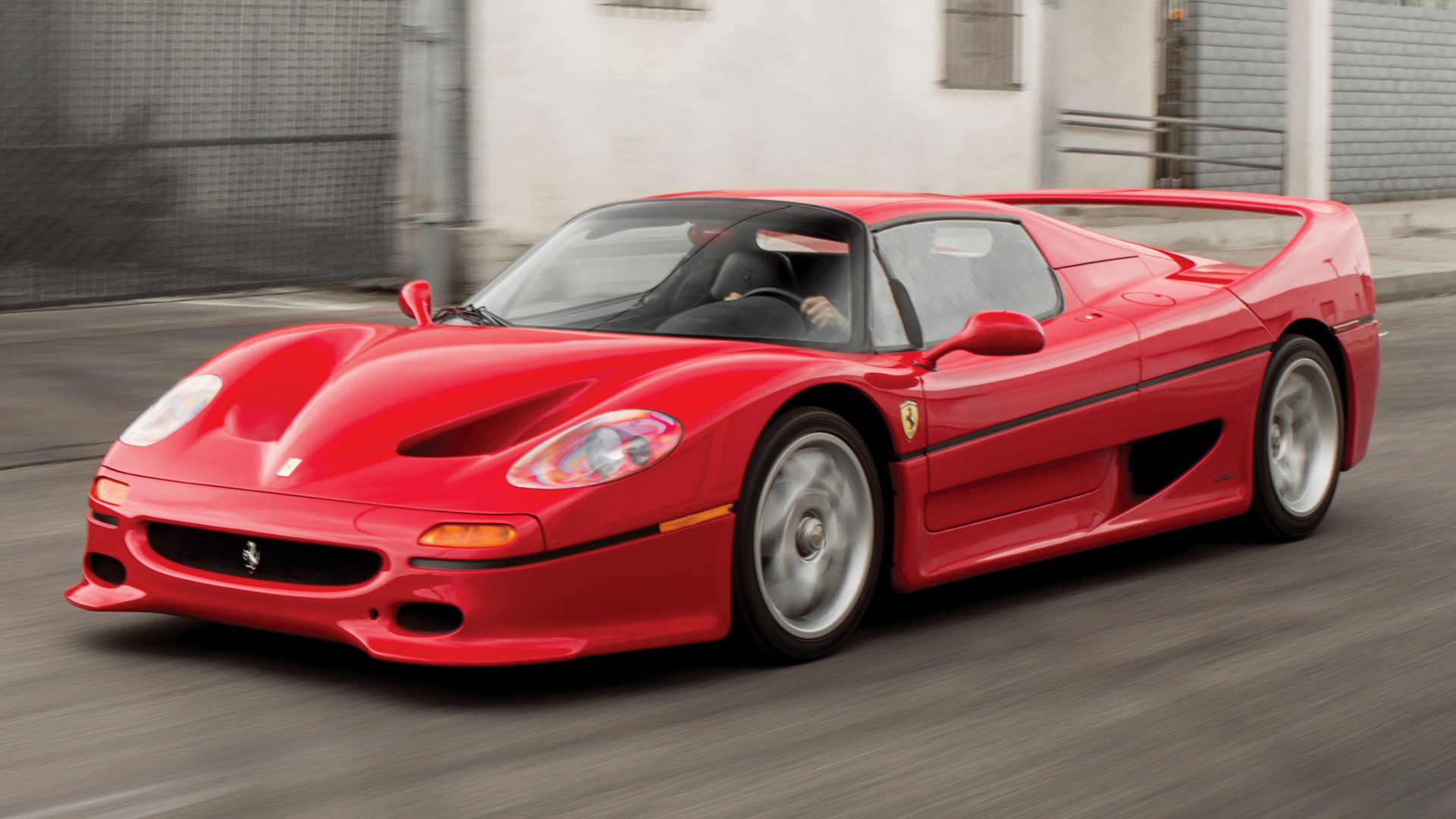 Ferrari F50 1995 Us Wallpapers And Hd Images Car Pixel