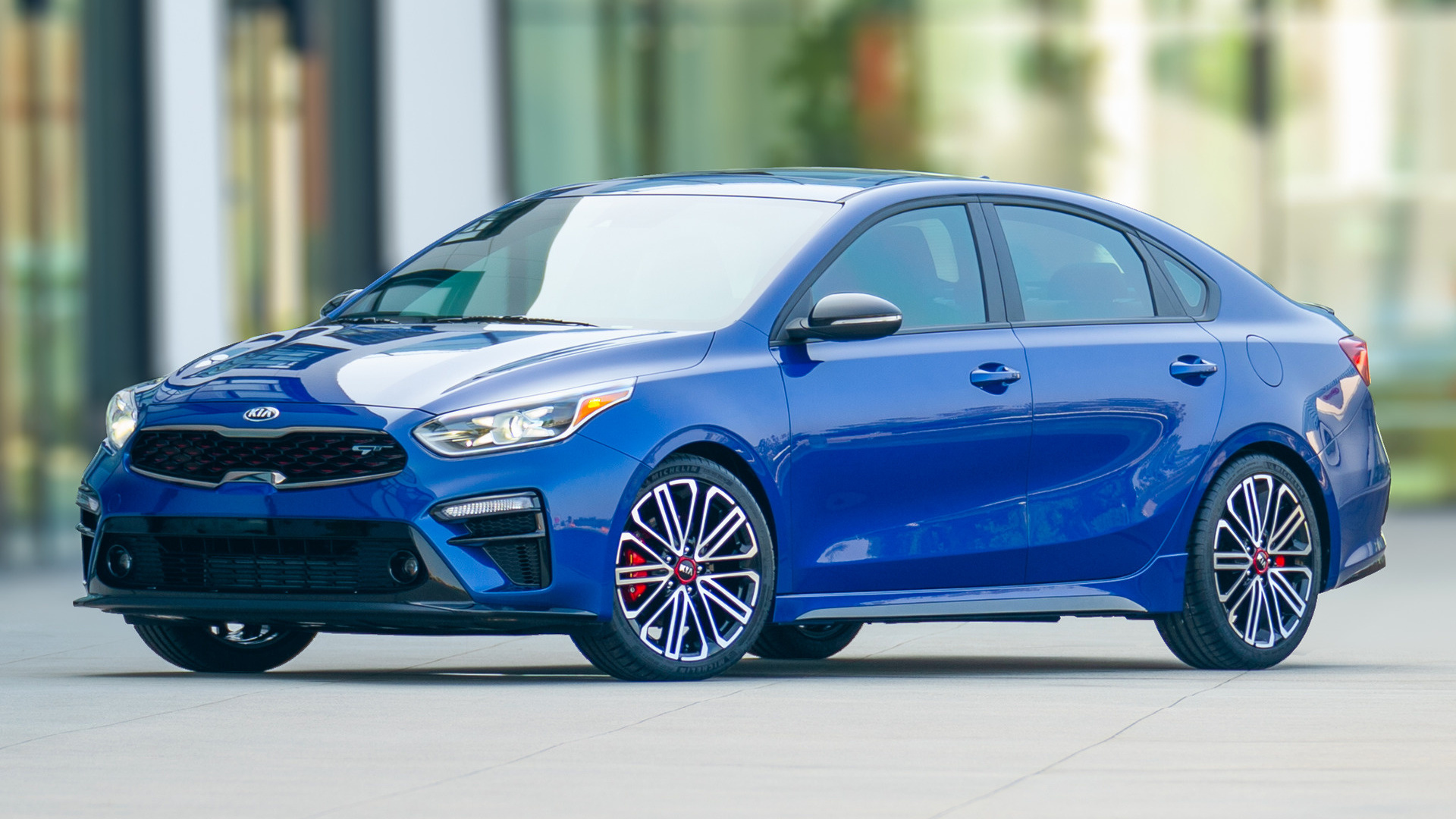 Ed Martin Gmc >> 2020 Kia Forte GT - Wallpapers and HD Images | Car Pixel