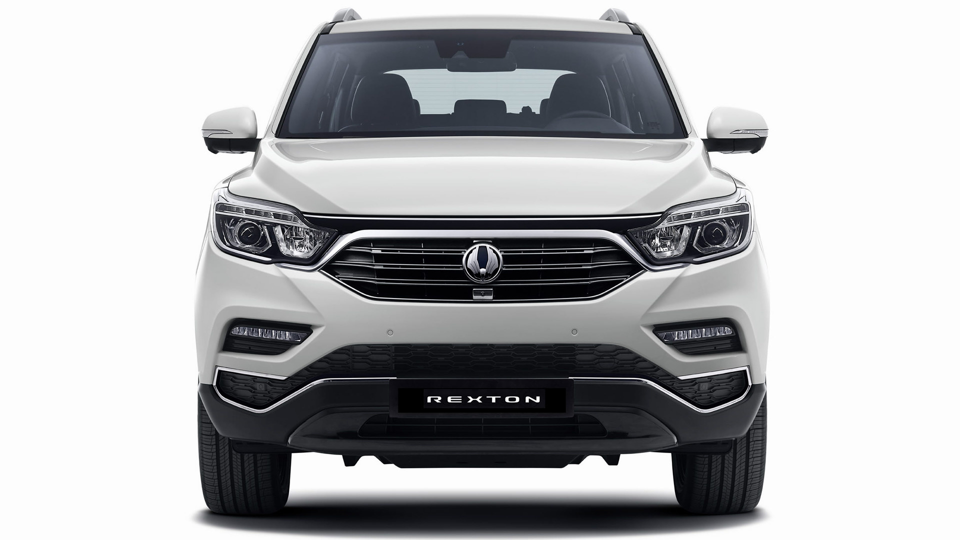 ssangyong rexton 2017 wallpapers and hd images car pixel. Black Bedroom Furniture Sets. Home Design Ideas