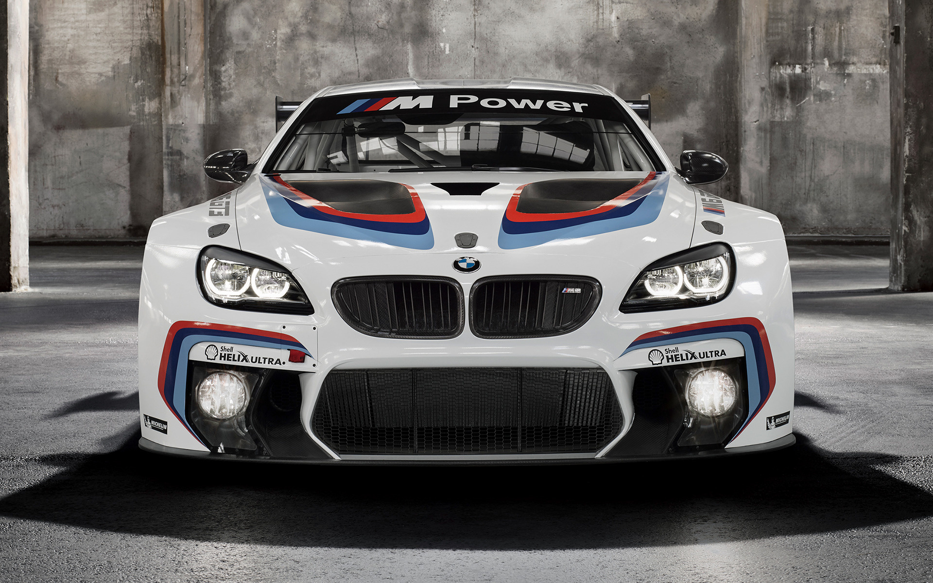 2015 BMW M6 GT3 - Wallpapers and HD Images | Car Pixel