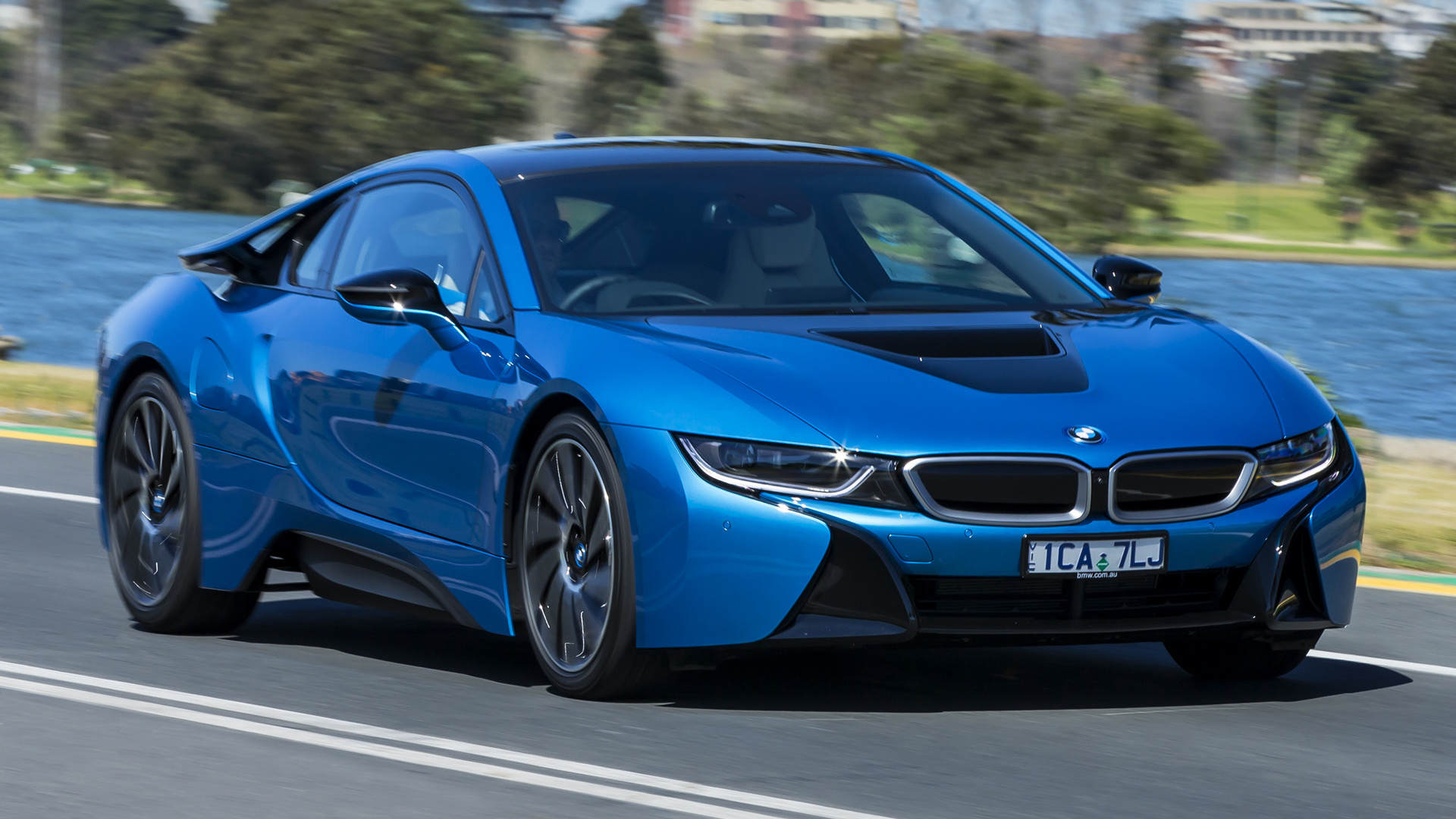 BMW I8 2014 AU Wallpapers And HD Images