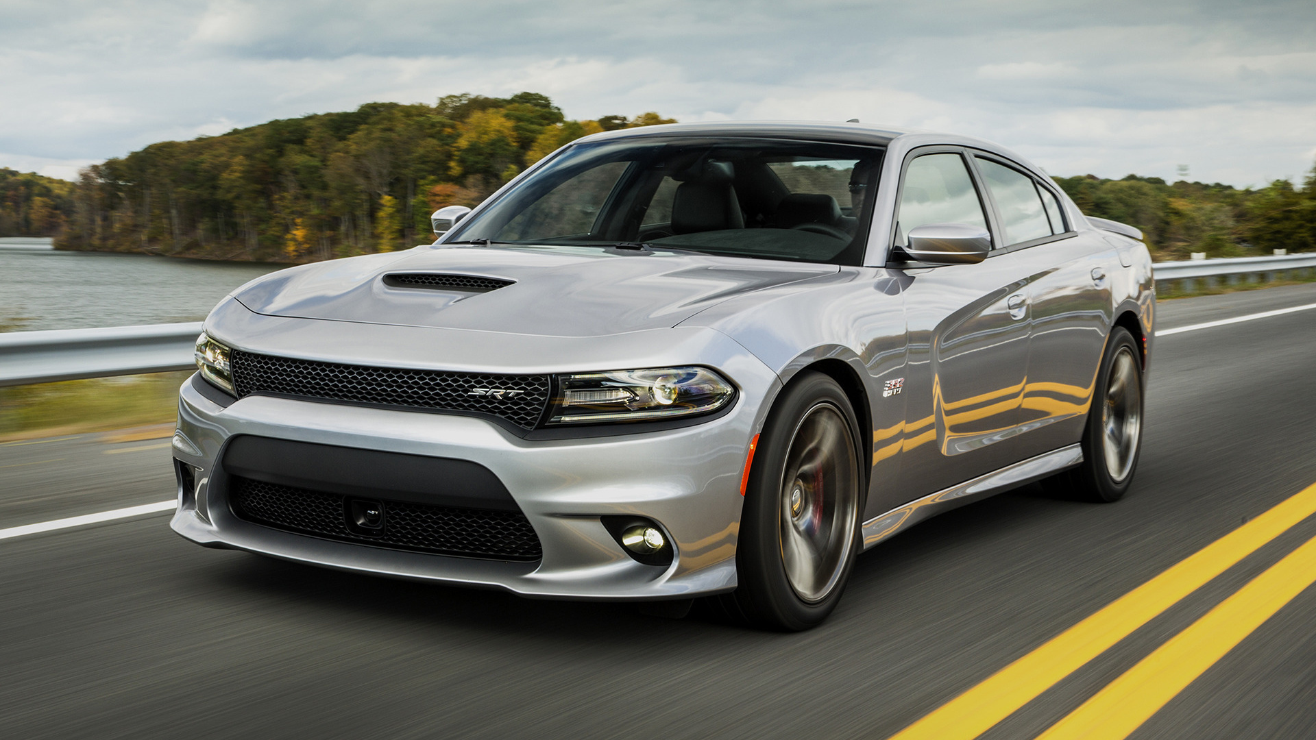 2015 Dodge Charger SRT 392 - Wallpapers and HD Images ...