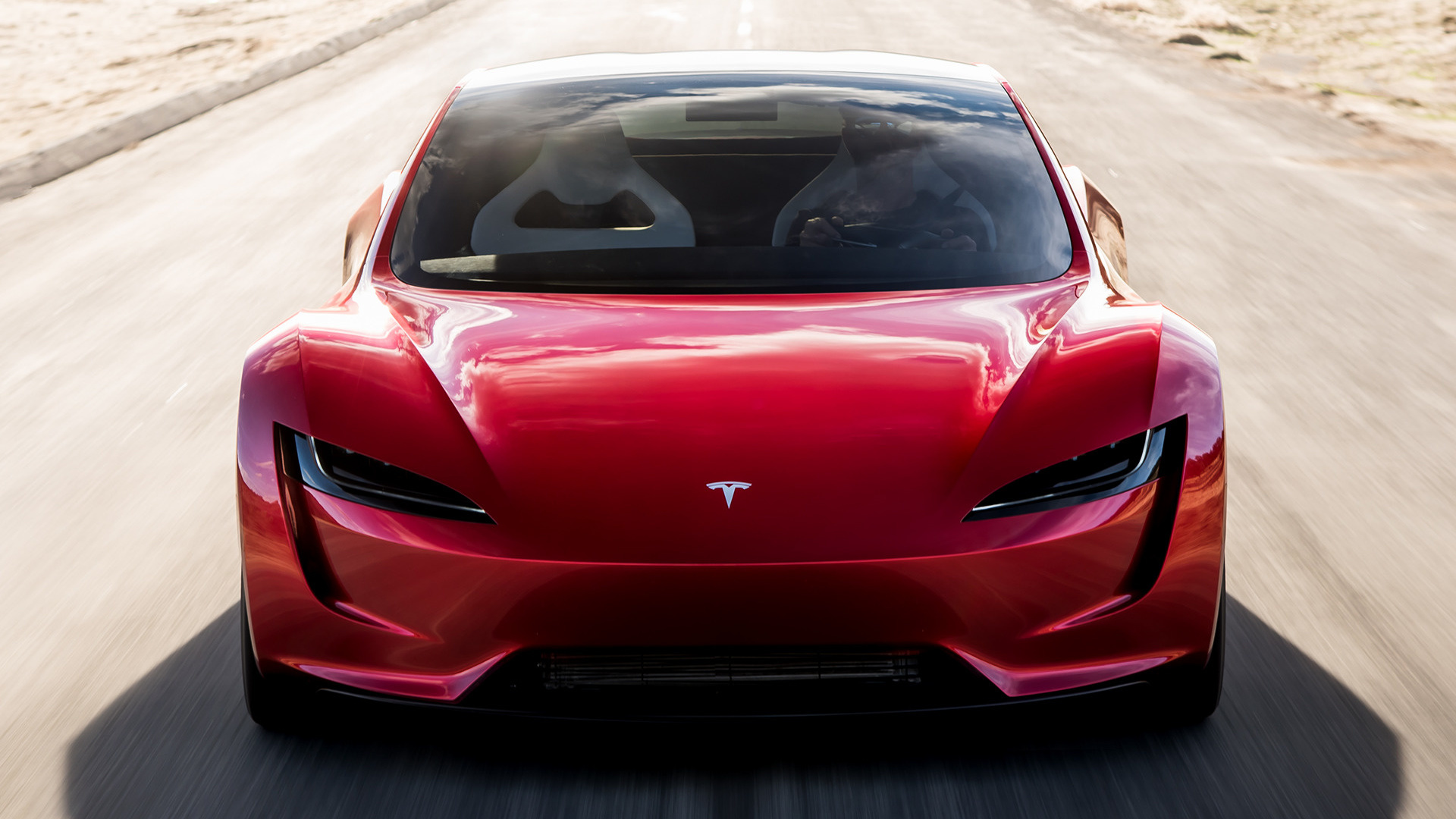 2019 Tesla Roadster Wallpapers And Hd Images Car Pixel