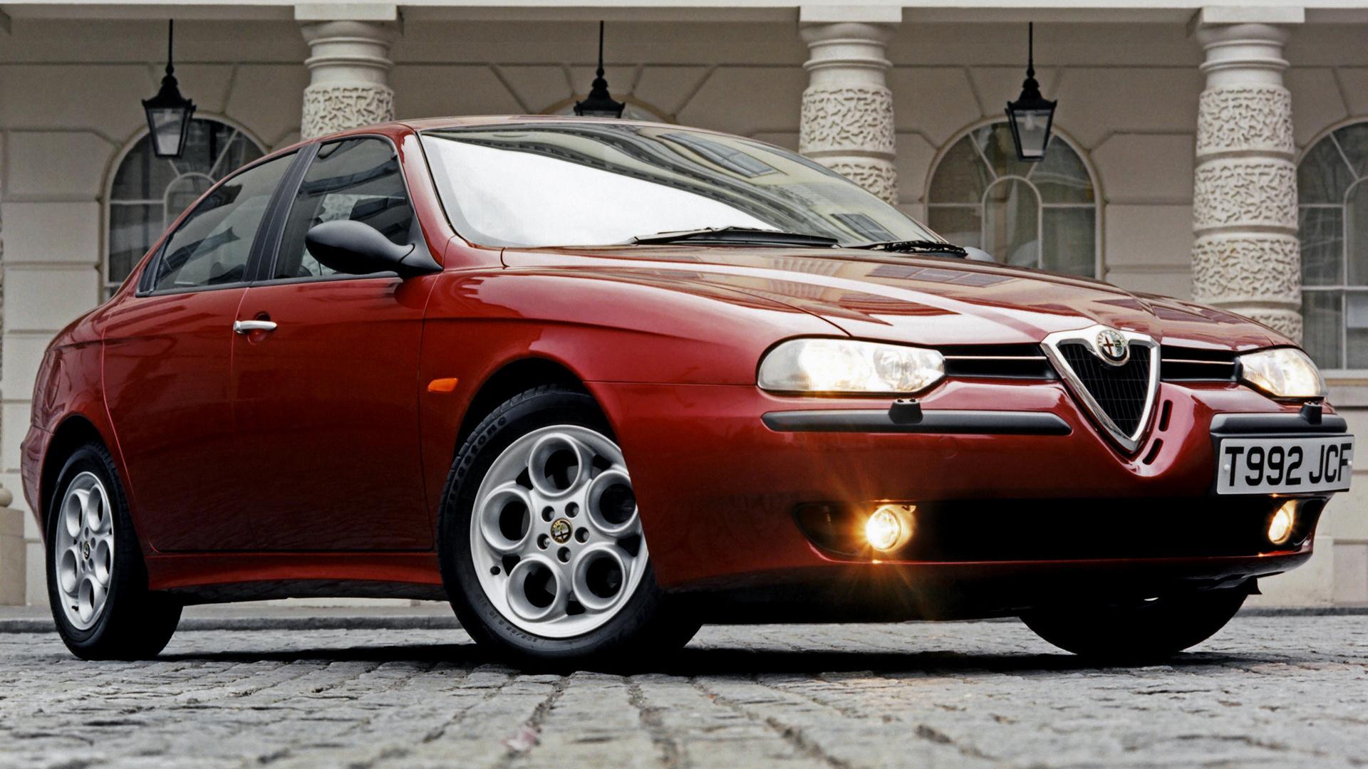 1997 Alfa Romeo 156 (UK) - Wallpapers and HD Images | Car ...