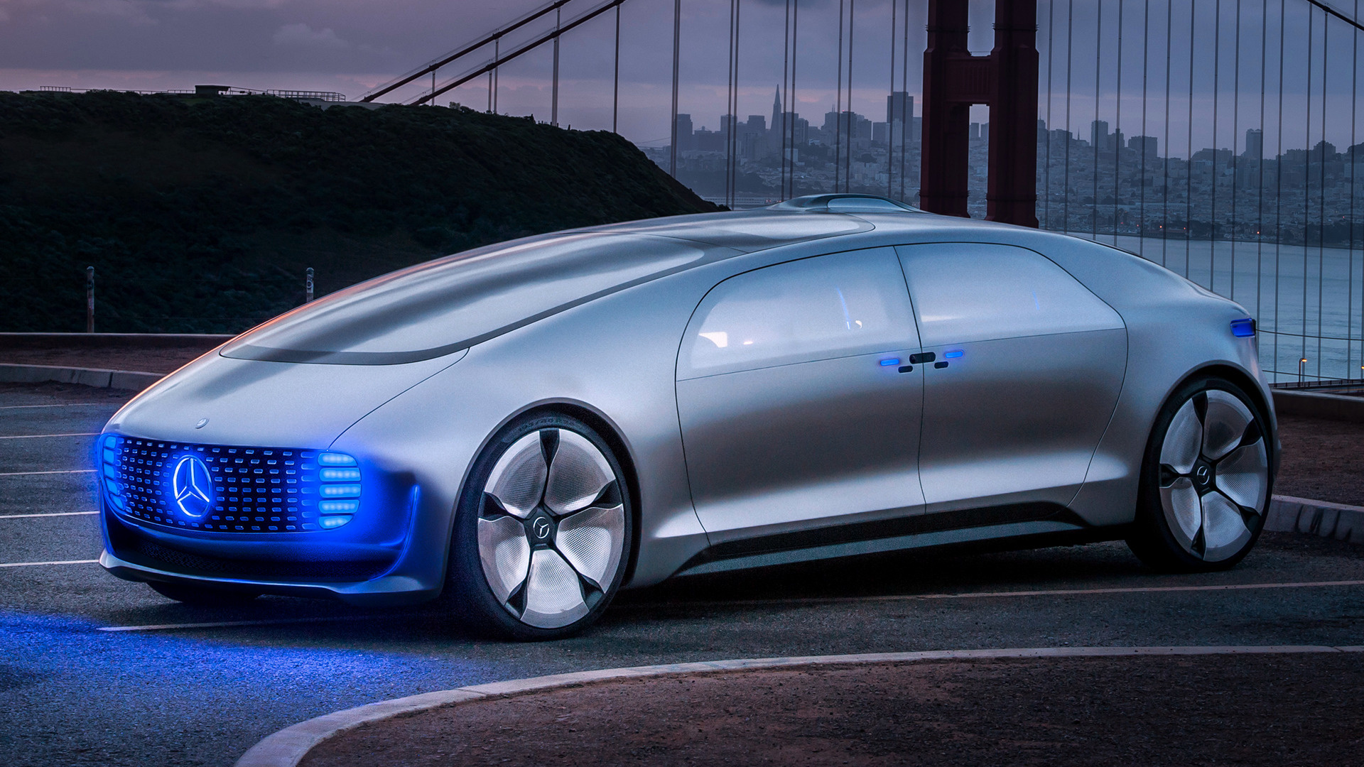 Mercedes F 015 >> Mercedes-Benz F 015 Luxury in Motion (2015) Wallpapers and HD Images - Car Pixel