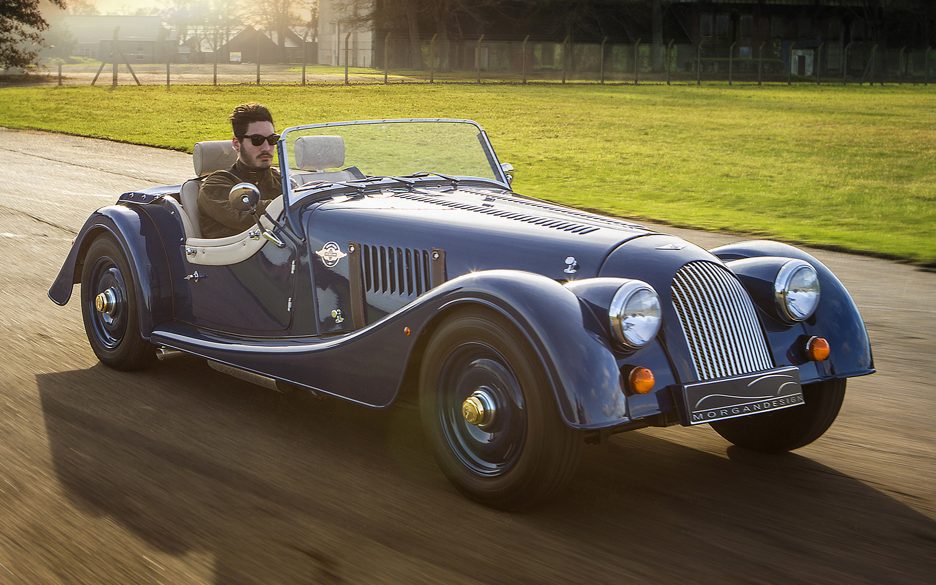 Morgan 4 4 80th Anniversary 2016 Wallpapers And Hd Images Car Pixel