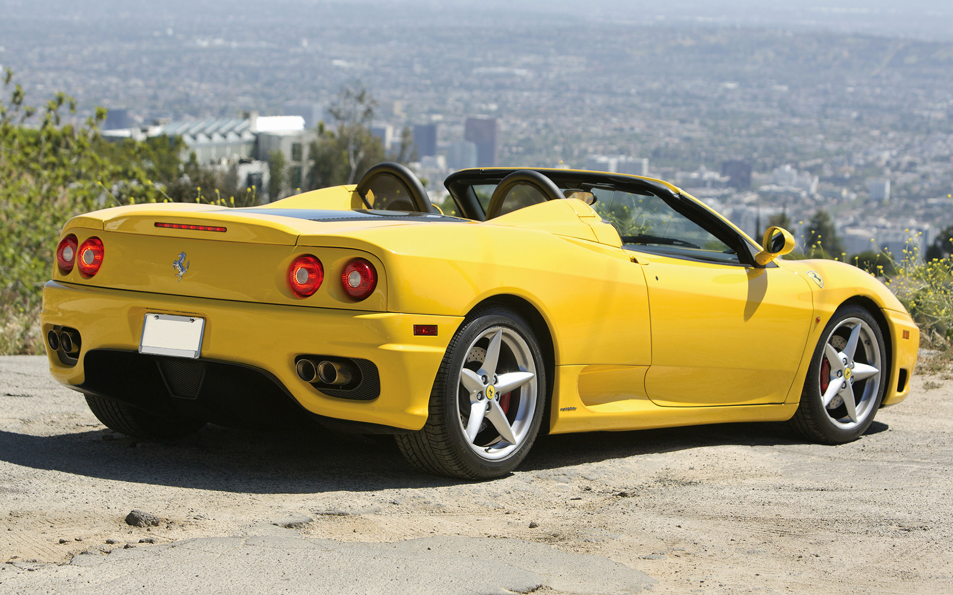 2000 Ferrari 360 Spider (US) - Wallpapers and HD Images | Car Pixel