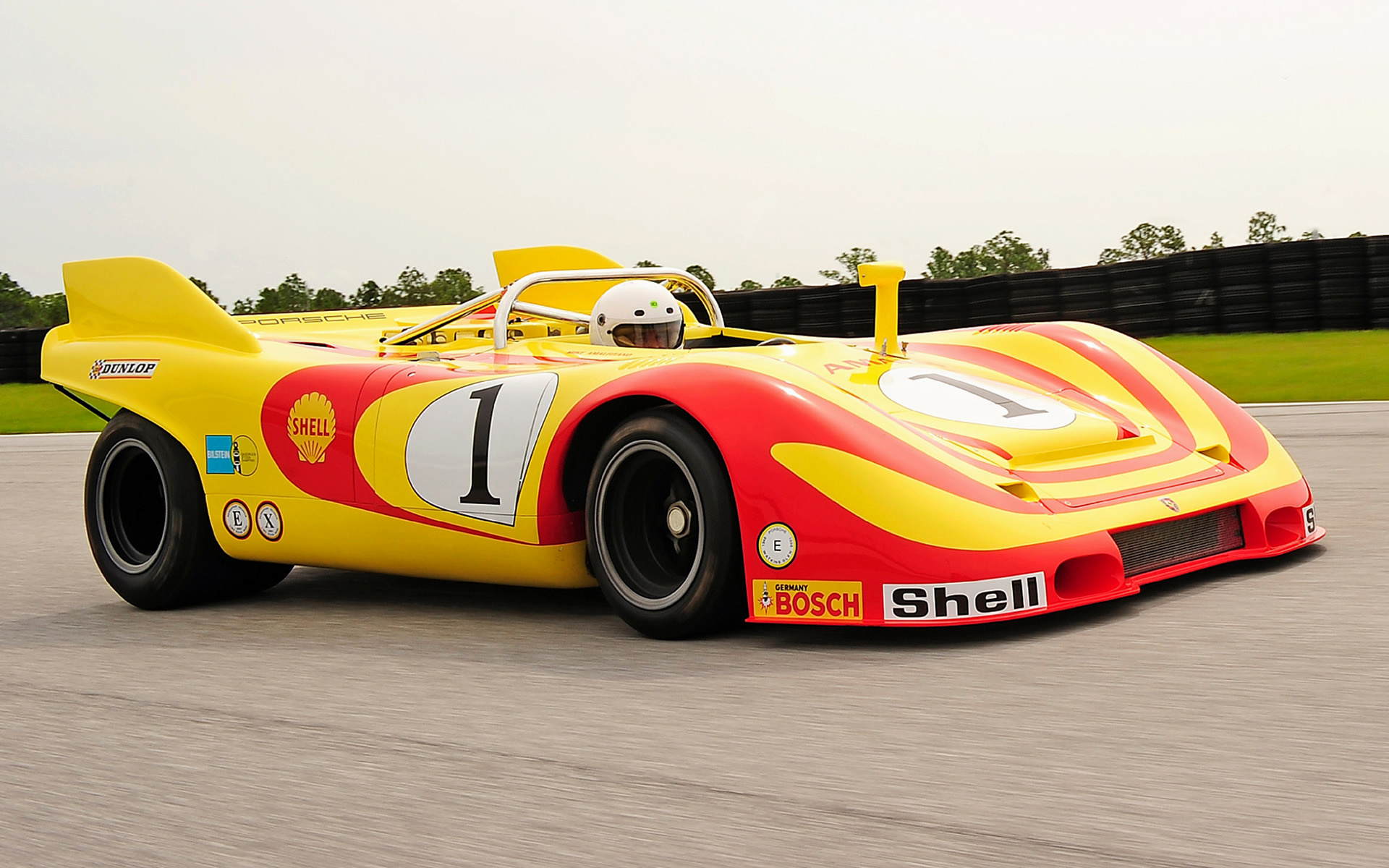Porsche 917/10 Spyder Interserie (1972) Wallpapers and HD Images - Car Pixel