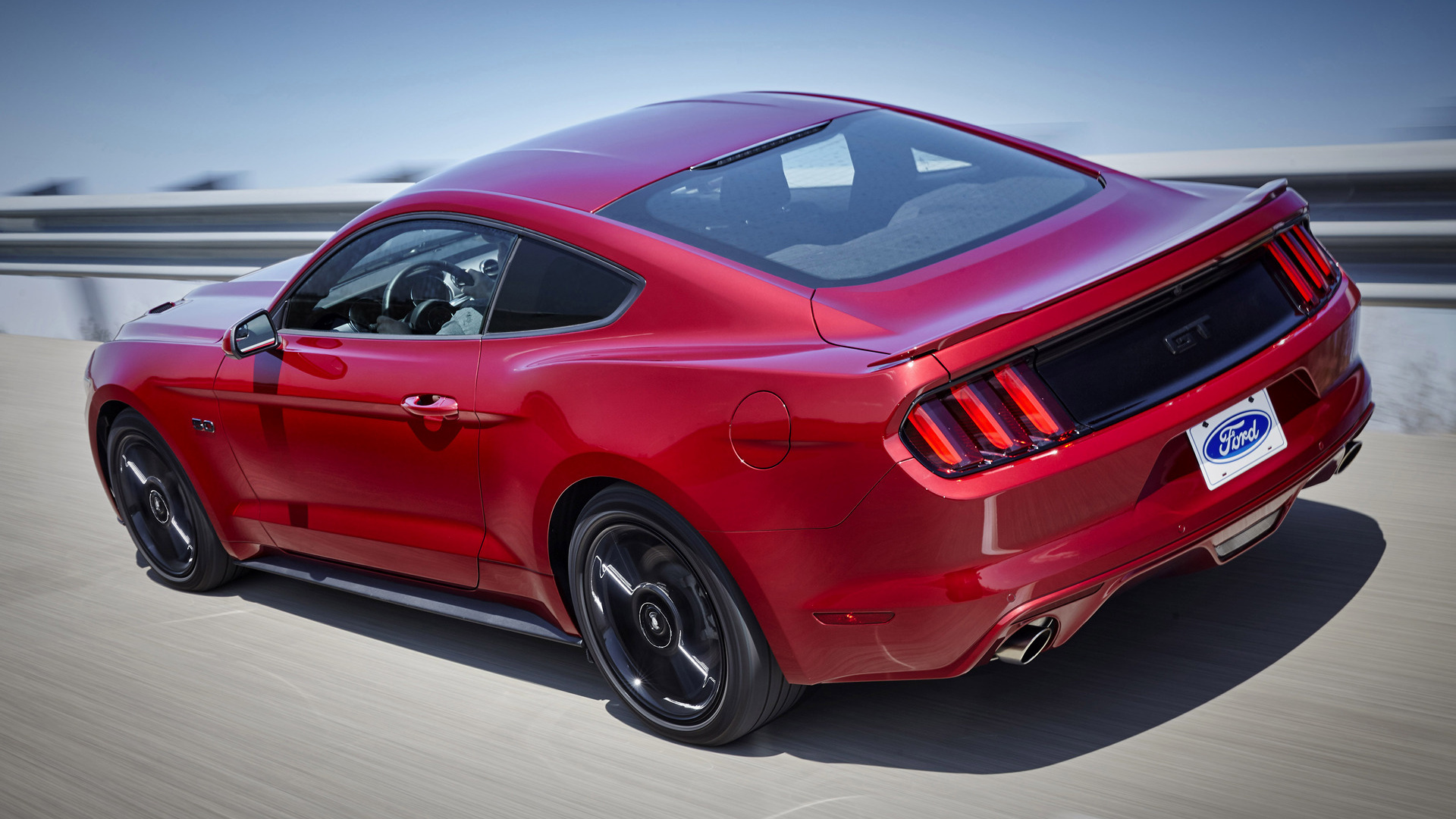 2016 Ford Mustang Gt Black Accent Wallpapers And Hd Images Car Pixel