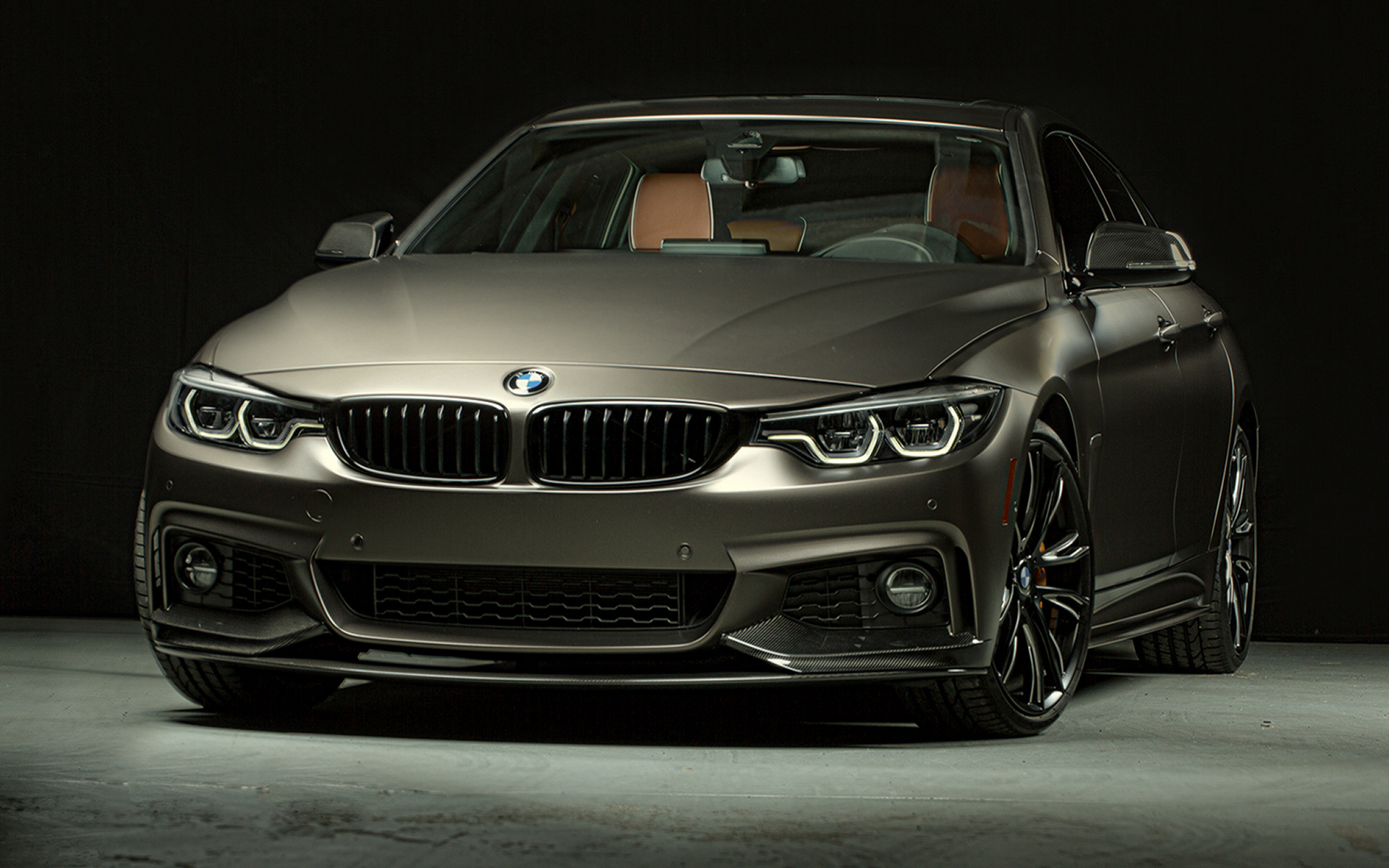2018 Bmw 4 Series Gran Coupe With M Performance Parts Us