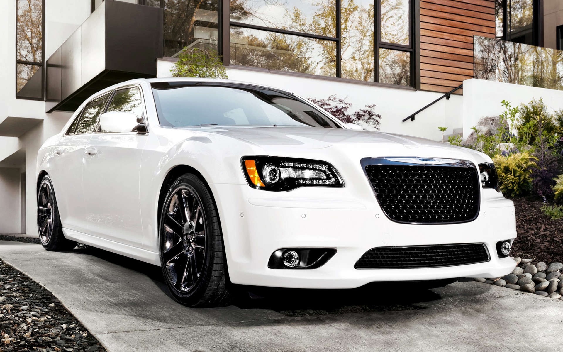 2011 Chrysler 300 Srt8 Wallpapers And Hd Images Car Pixel