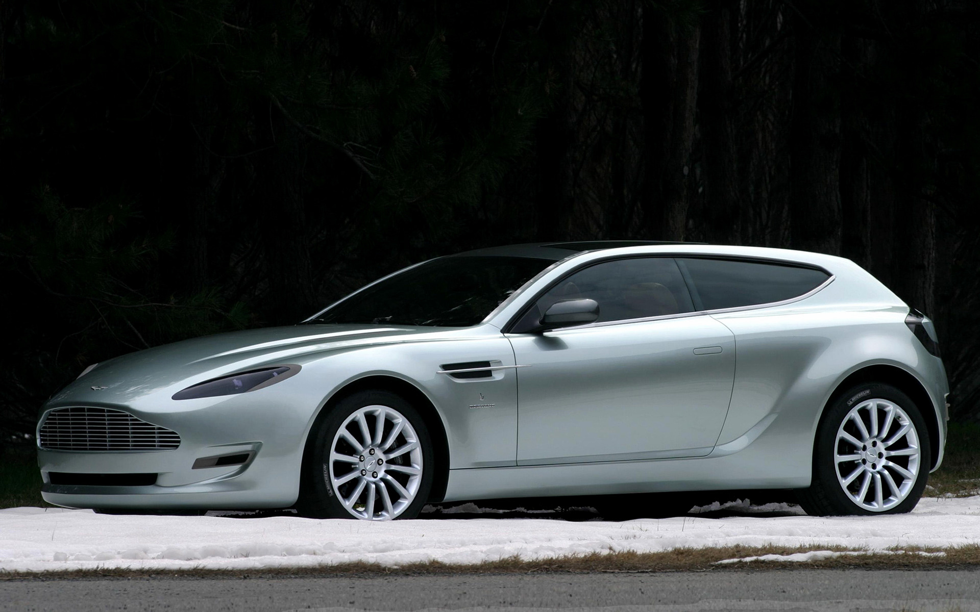 2004 Aston Martin Bertone Jet 2 - Wallpapers and HD Images ...