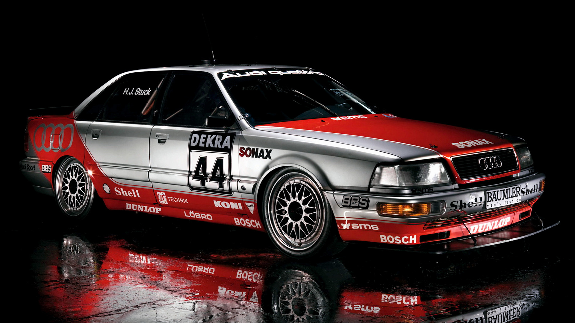 Audi V8 Dtm 1990 Wallpapers And Hd Images Car Pixel