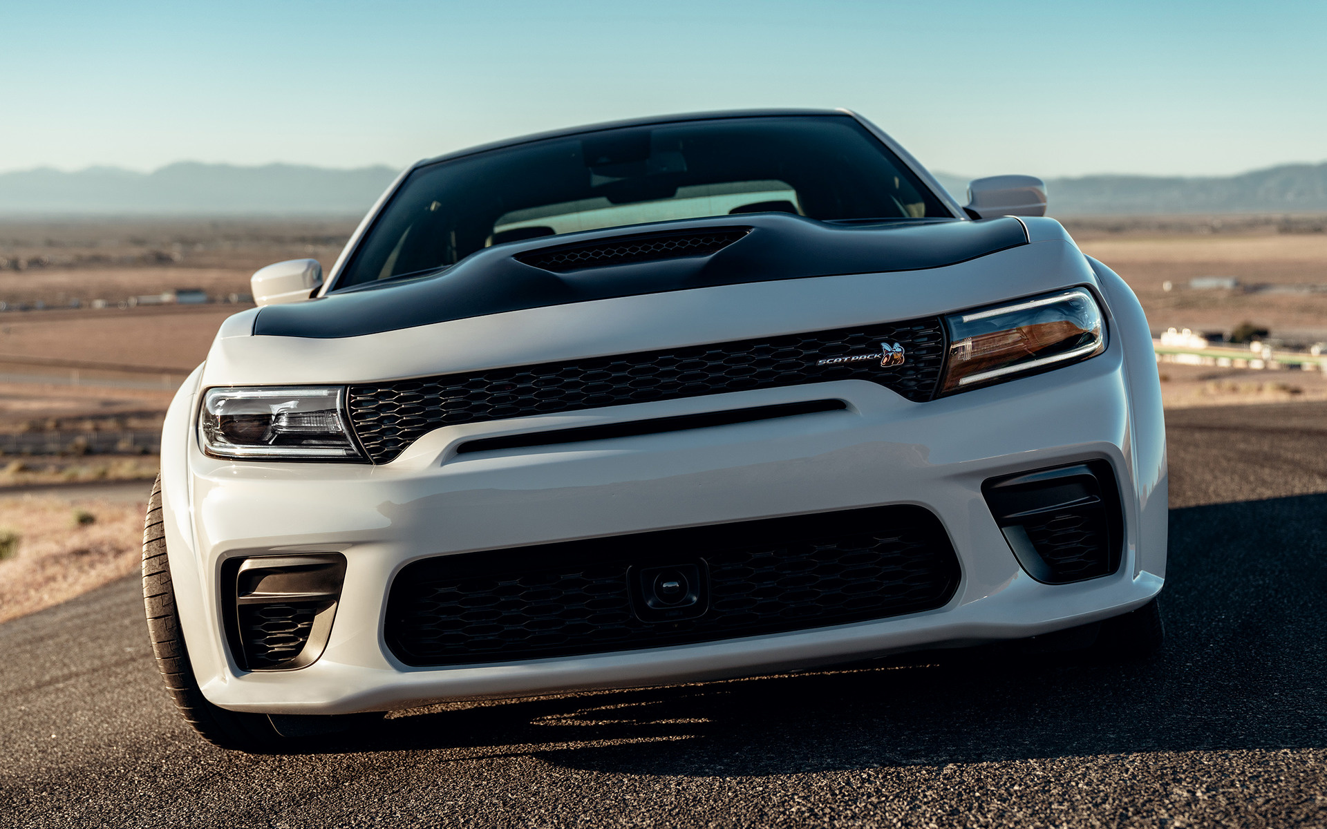 charger dodge scat pack widebody hd wallpapers ws