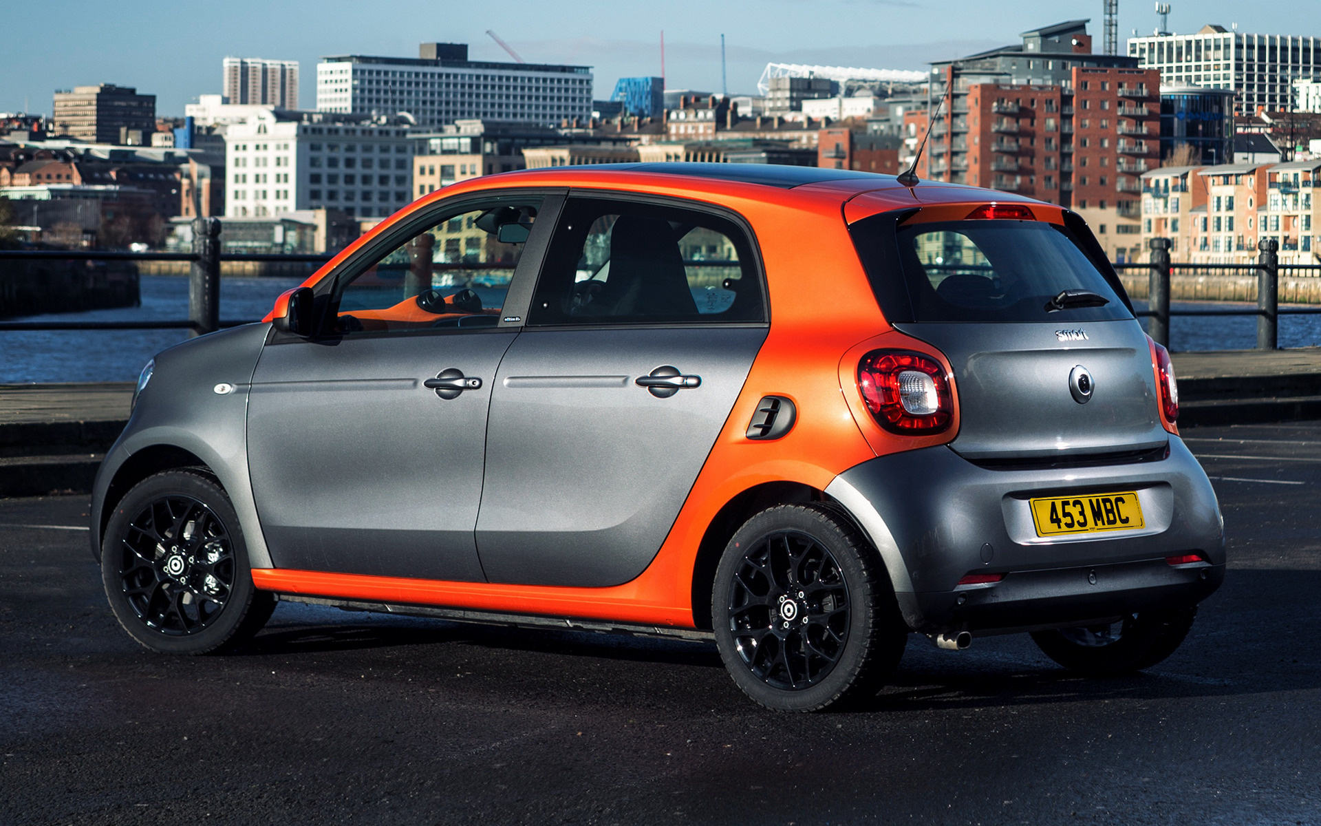 Prime Buick Gmc >> 2015 Smart Forfour edition #1 (UK) - Wallpapers and HD