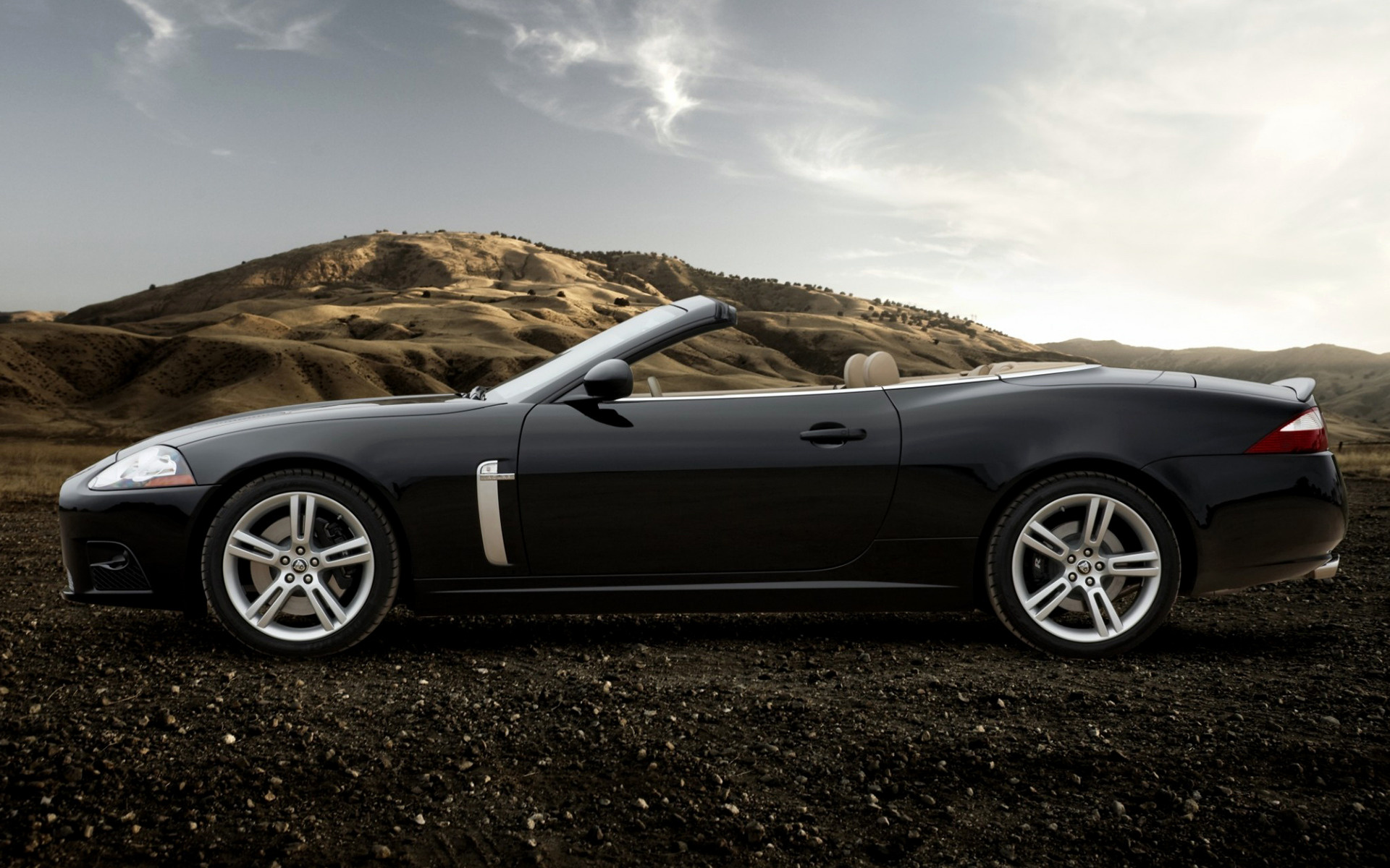 2007 Jaguar Xkr Convertible Wallpapers And Hd Images Car Pixel