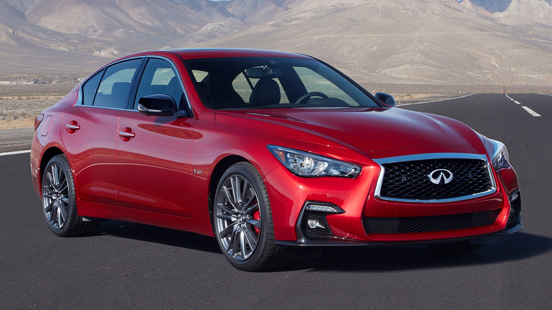 2018 Infiniti Q50 Sport Wallpapers And Hd Images Car Pixel
