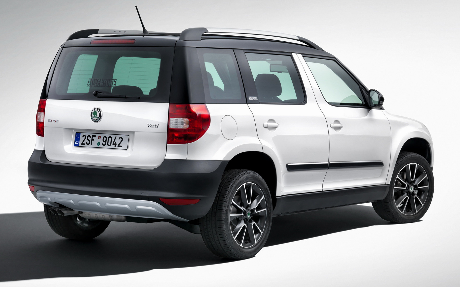 2013 Skoda Yeti Adventure Wallpapers And Hd Images Car Pixel