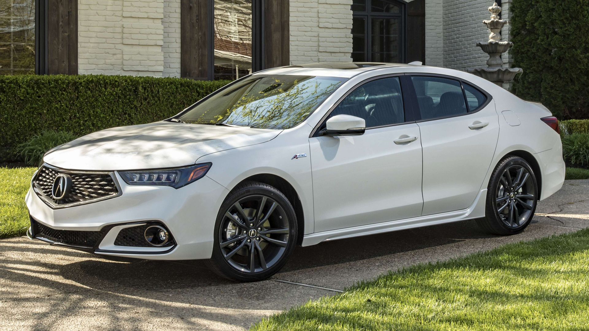 acura tlx a spec 2018 wallpapers and hd images car pixel. Black Bedroom Furniture Sets. Home Design Ideas