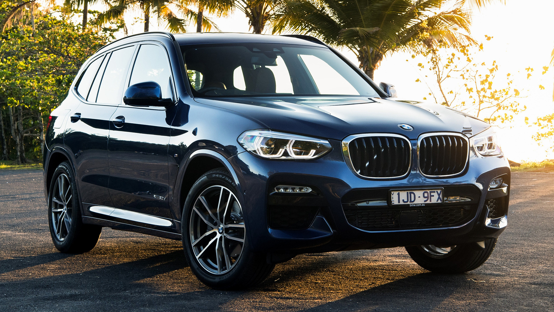 Sport Chrysler Jeep Dodge Ram >> 2017 BMW X3 M Sport (AU) - Wallpapers and HD Images | Car ...