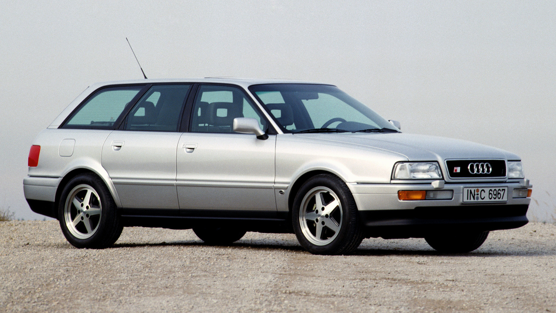 1993 Audi S2 Avant - Wallpapers and HD Images | Car Pixel