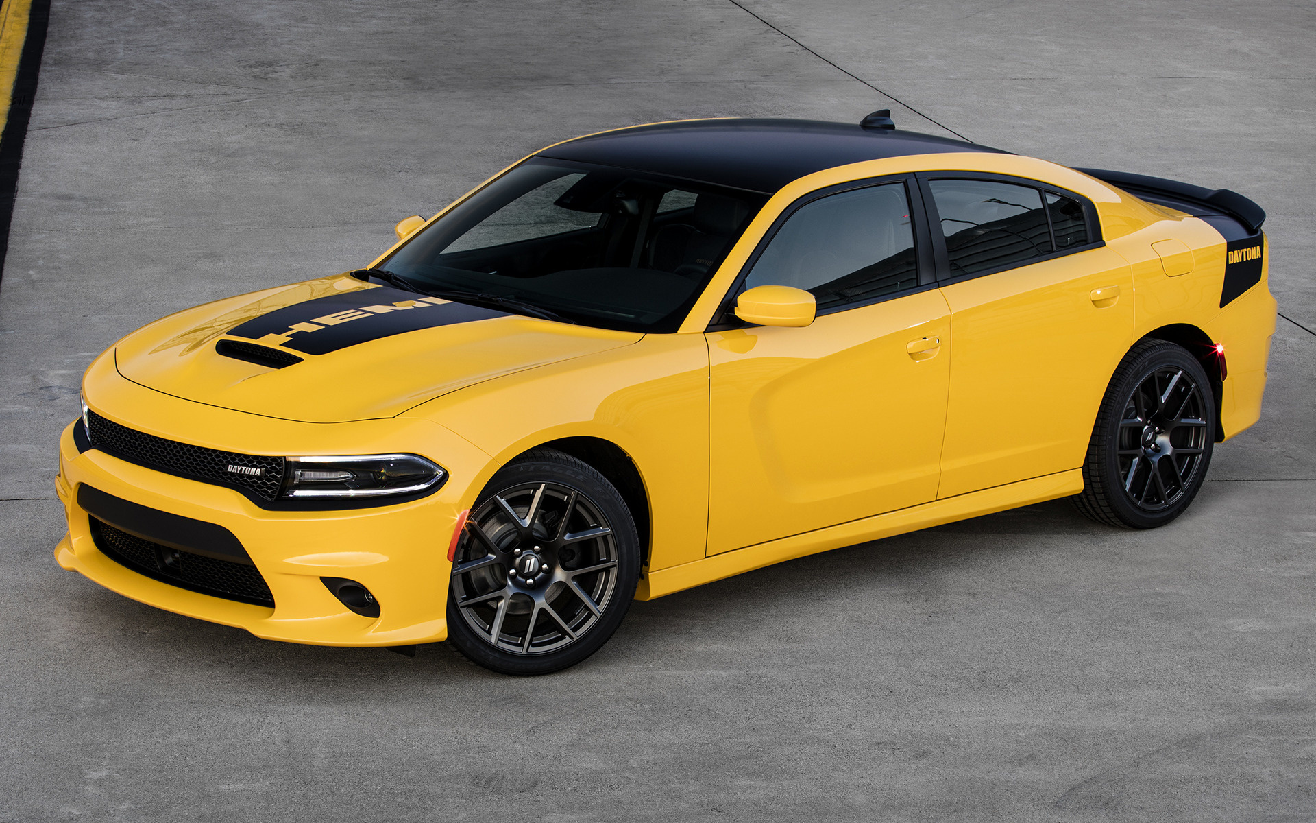 Go Mango Charger >> Dodge Charger Daytona (2017) Wallpapers and HD Images - Car Pixel